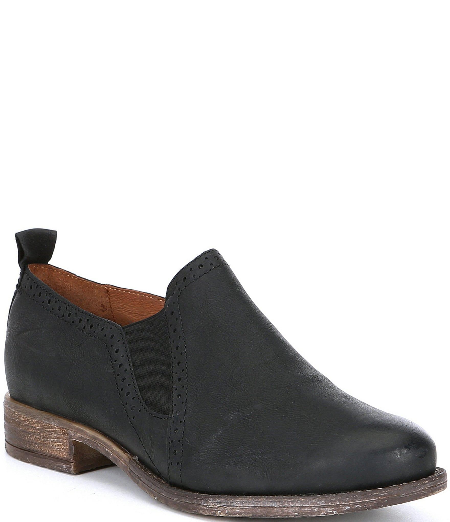 quality design 8d1df 6cf96 Josef Seibel Sienna 91 Slip On Leather Block Heel Loafers