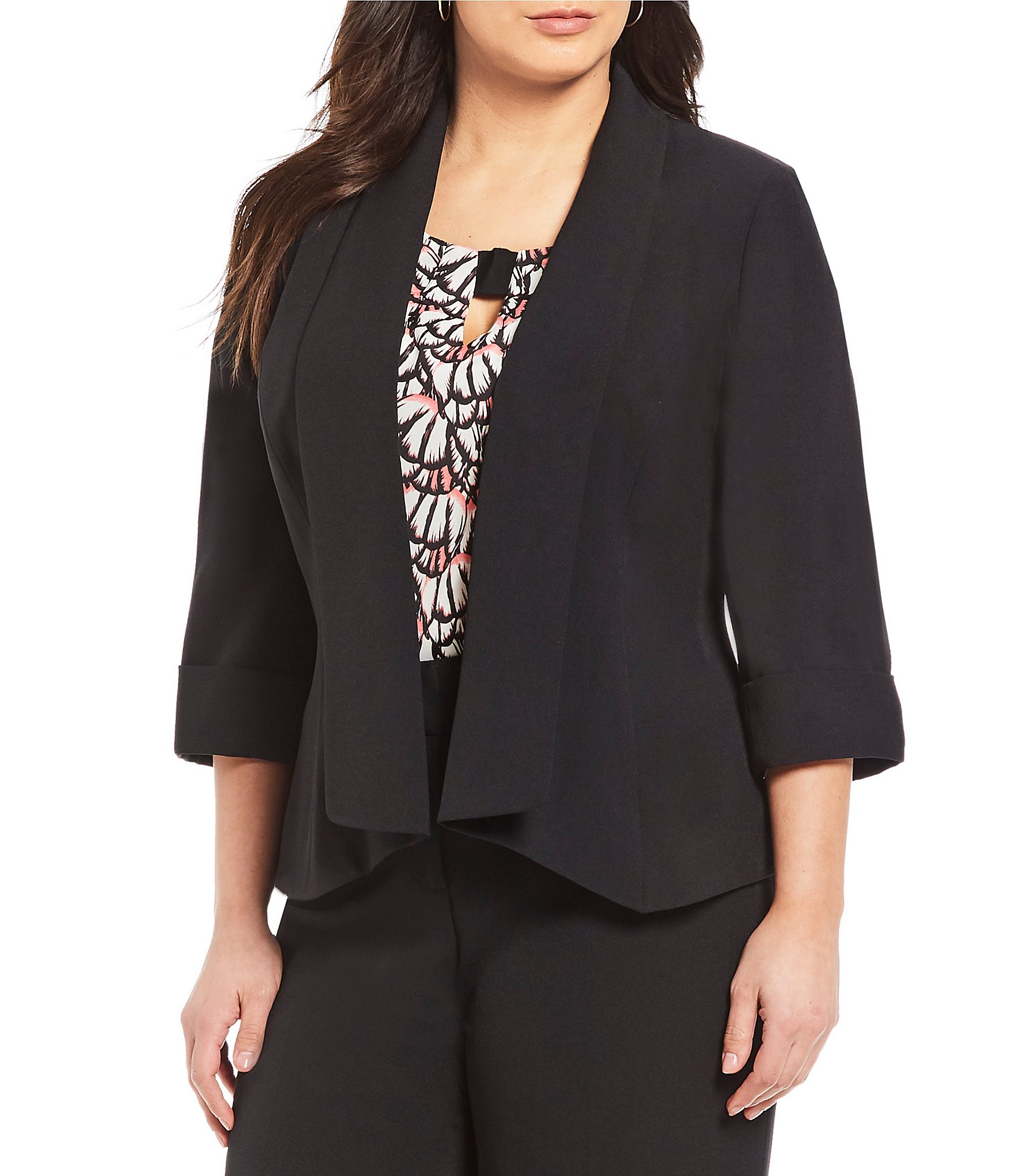 aee9a5a4114 Plus-Size Suit Jackets