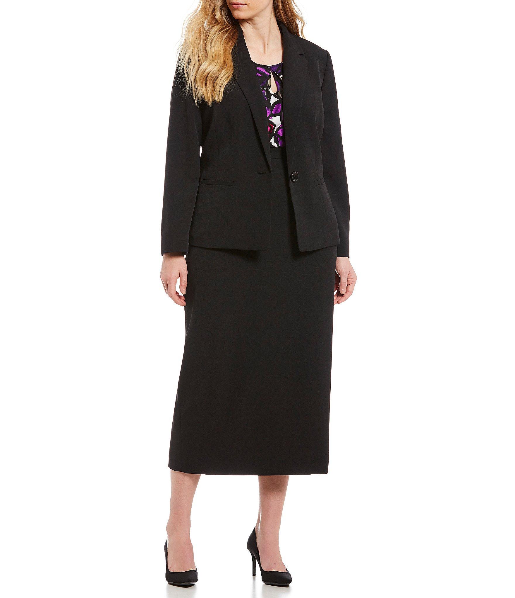 Kasper Women S Plus Size Clothing Dillard S