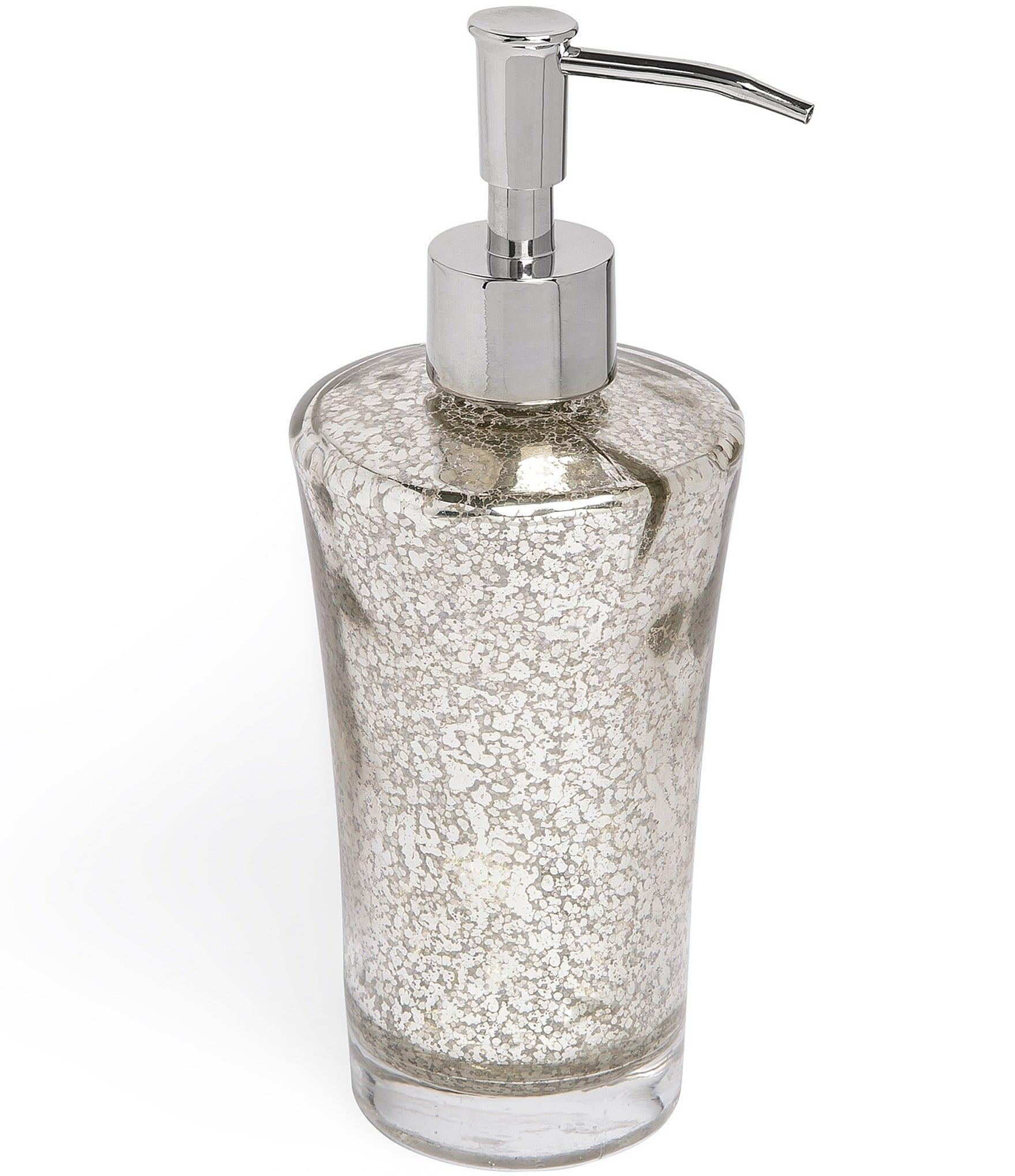 Kassatex vizcaya lotion dispenser dillards for Dillards bathroom accessories sets