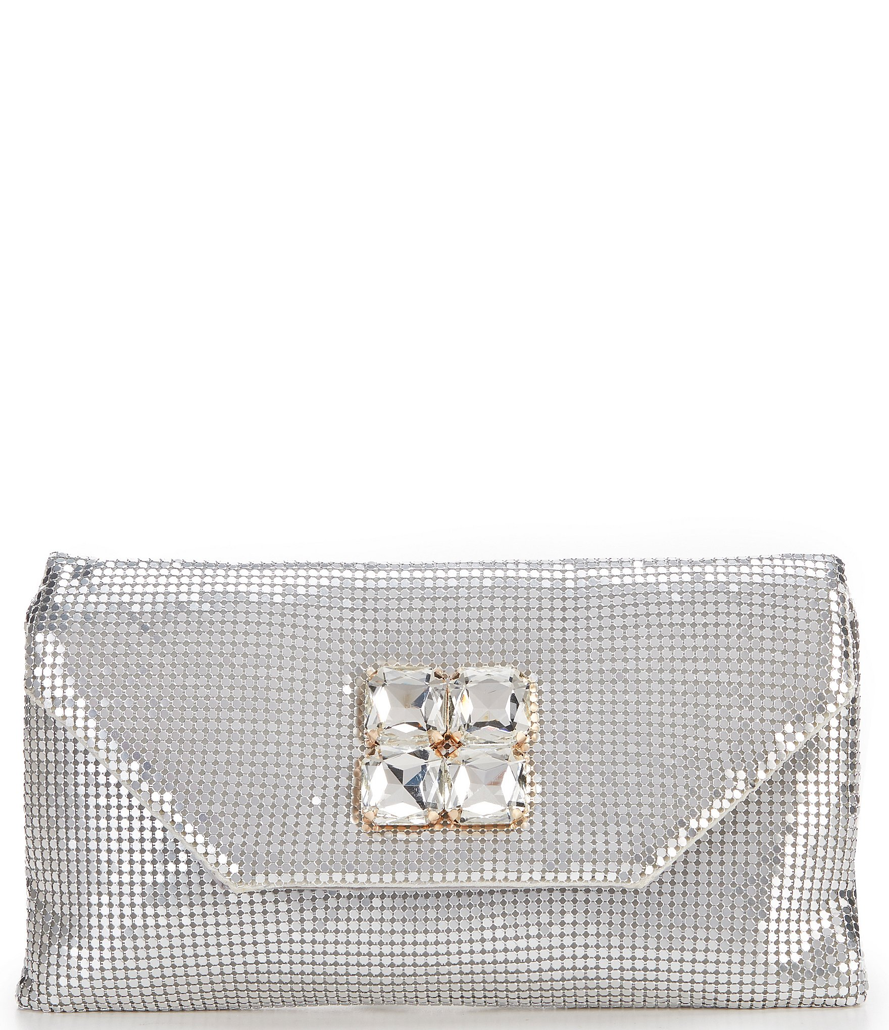 67d0d8f79859 Silver Clutches   Evening Bags