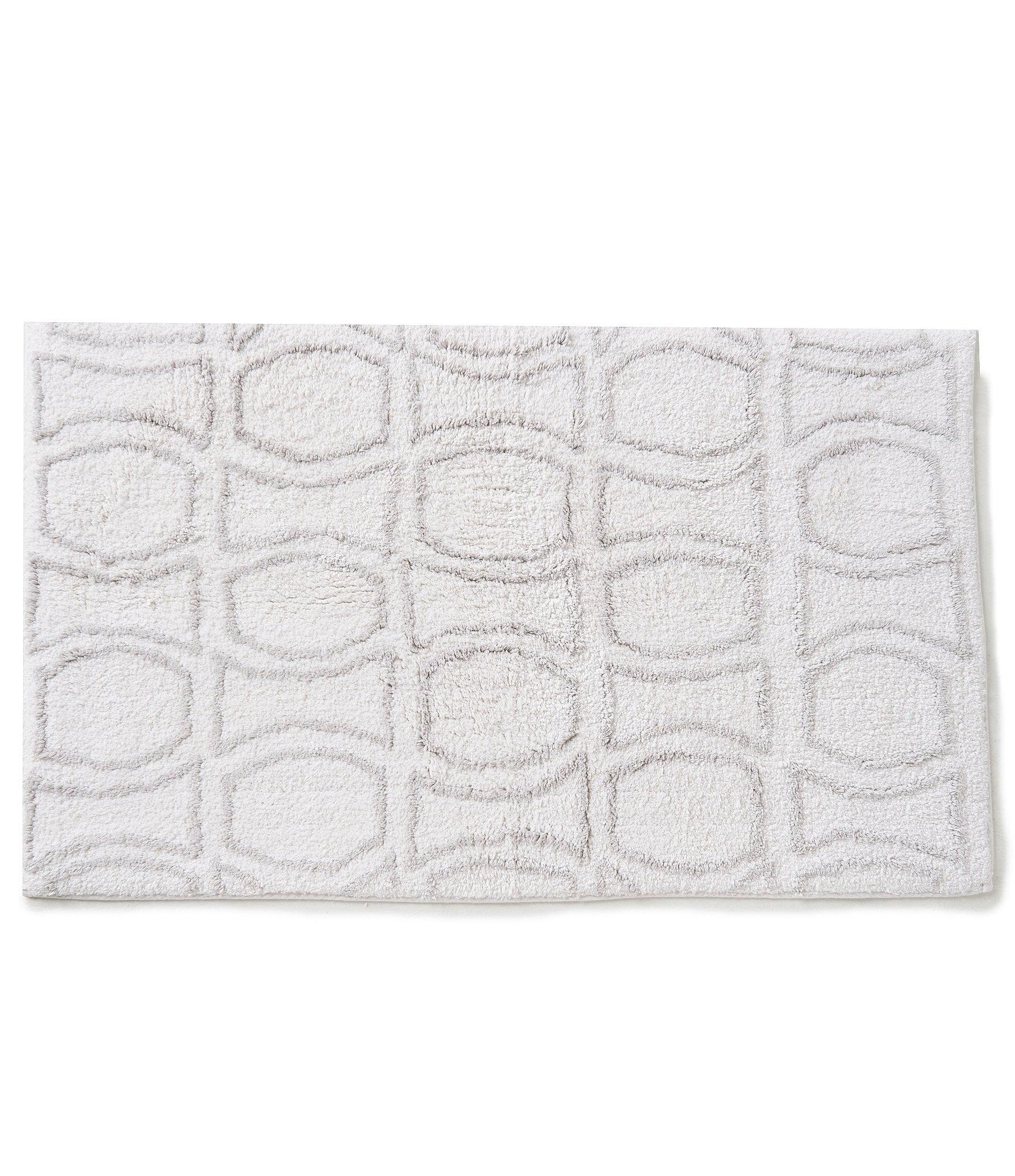 Kate Spade New York Bow Tile Bath Rug