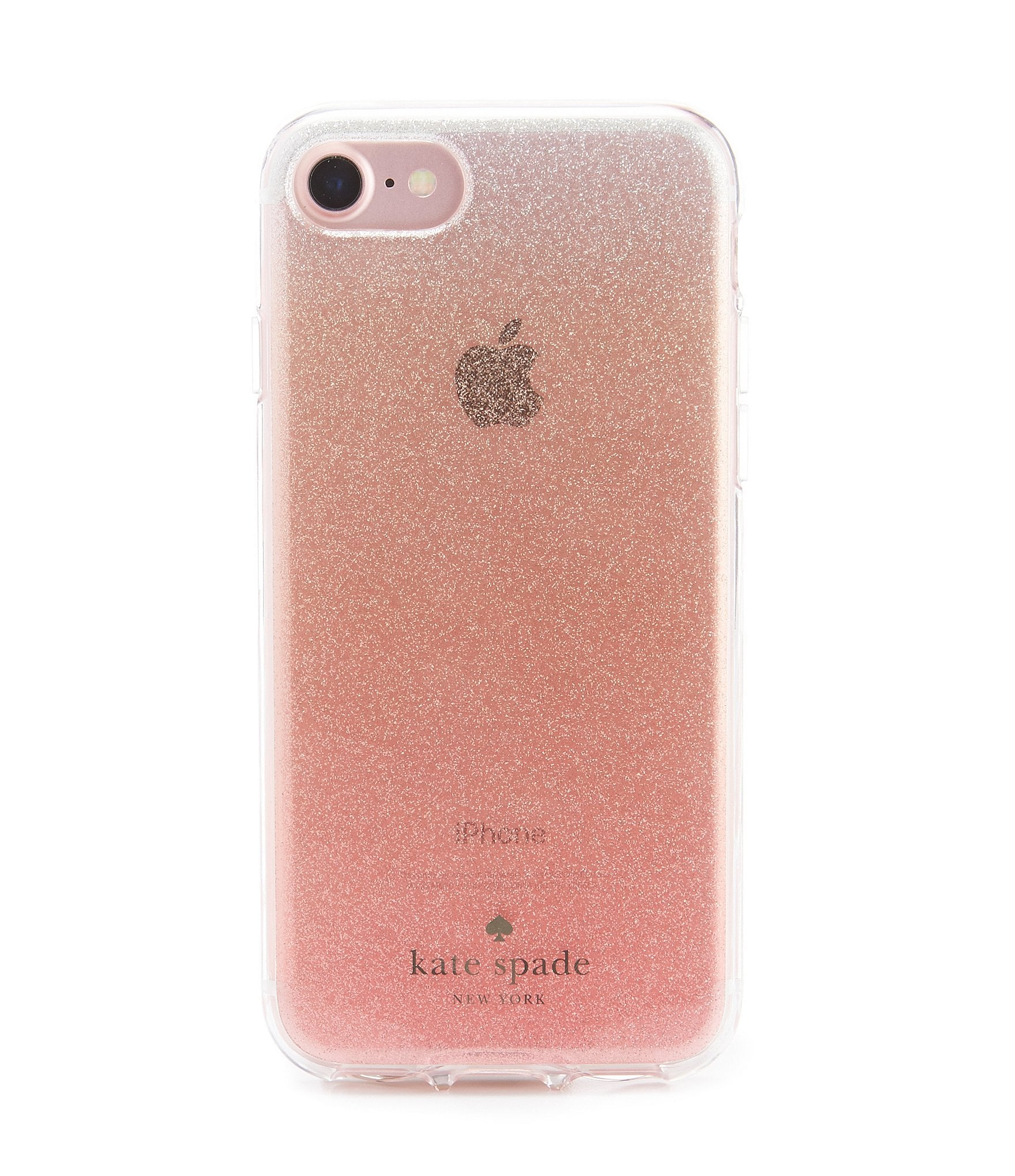 Iphone  Ombre Glitter Case