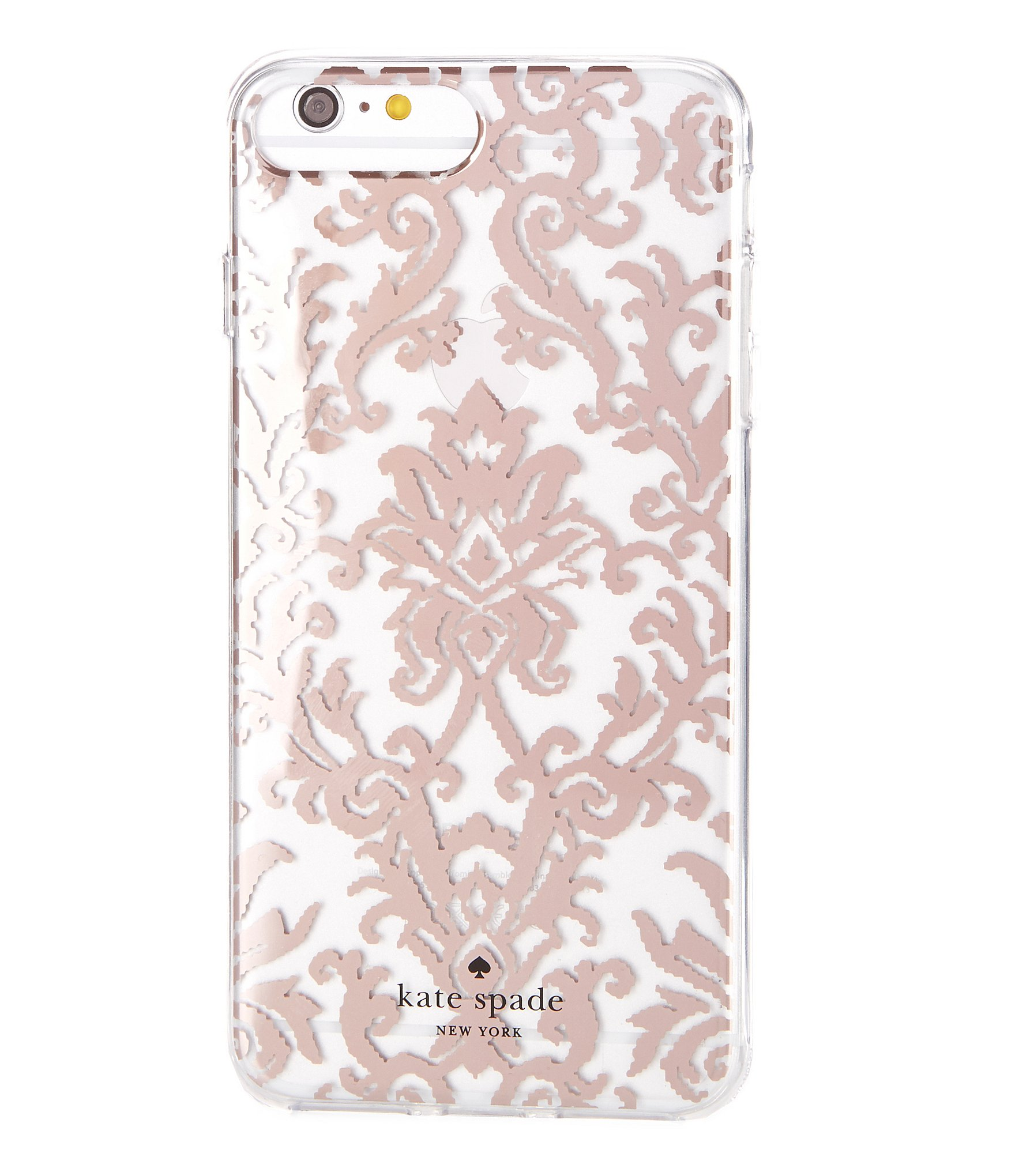 Kate Spade Iphone S Case Rose Gold