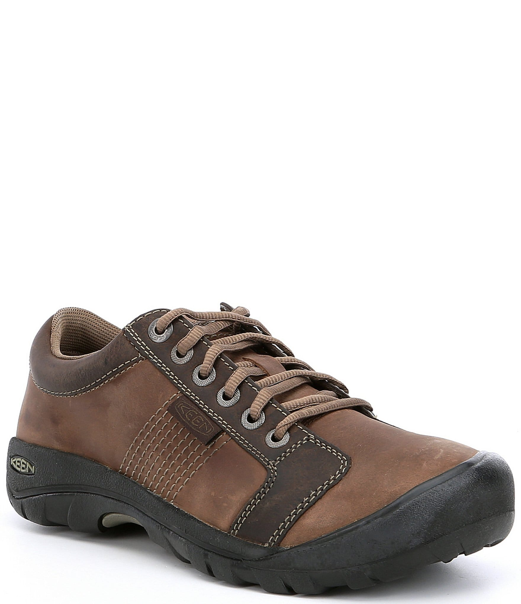 Austin Lace-Up Water Resistant Oxfords