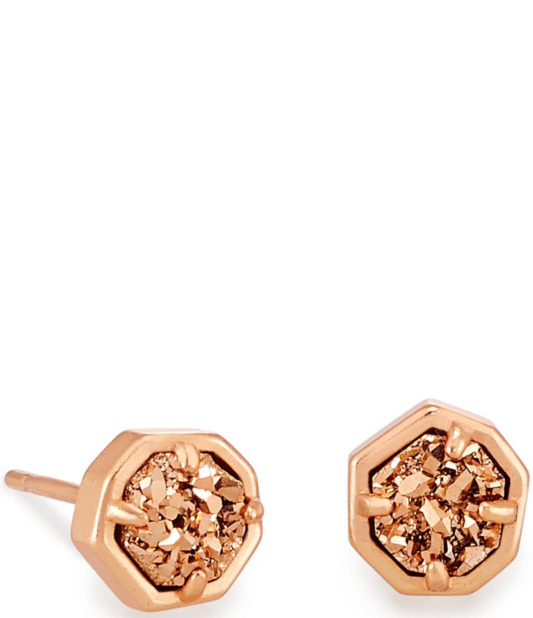 Rose Gold Women S Earrings Dillard S