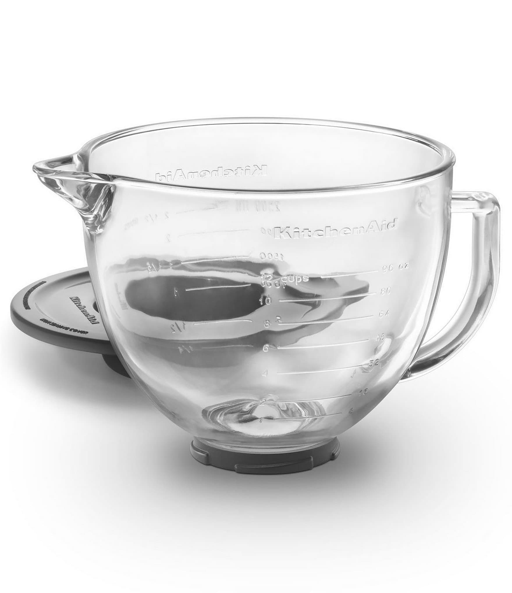 Kitchenaid 5 Quart Glass Bowl Tilt Head Stand Mixer