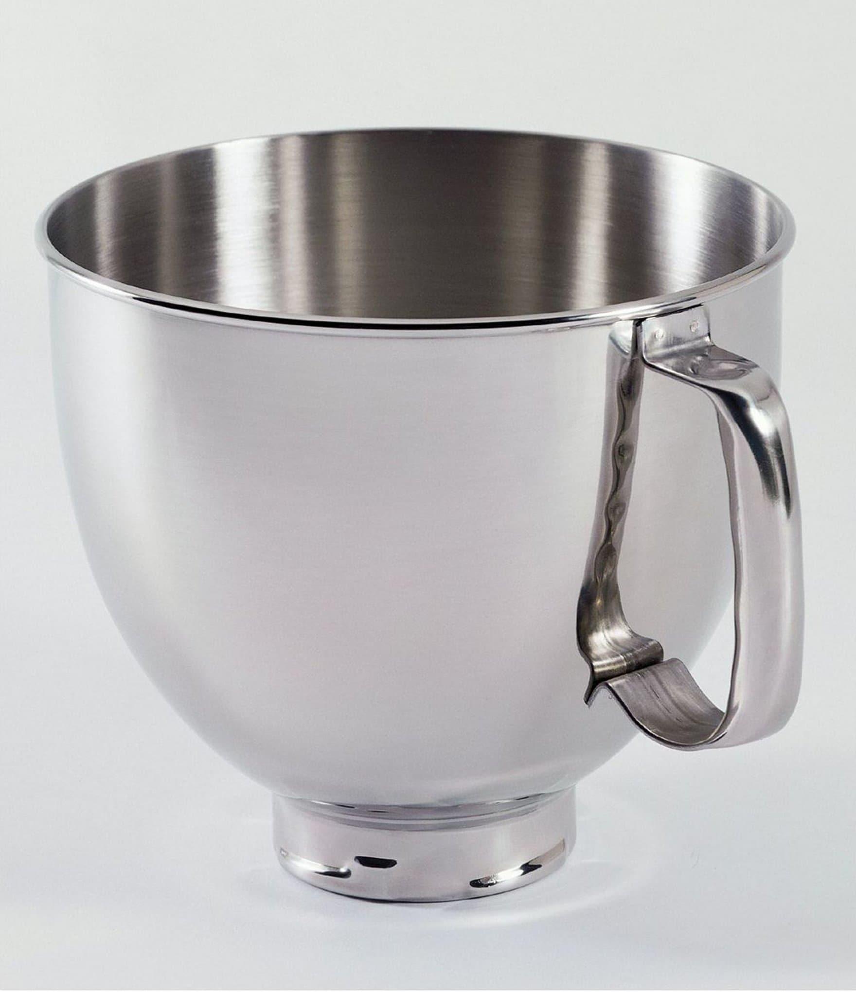 Kitchenaid 5 Quart Handled Mixing Bowl Artisan Stand Mixer