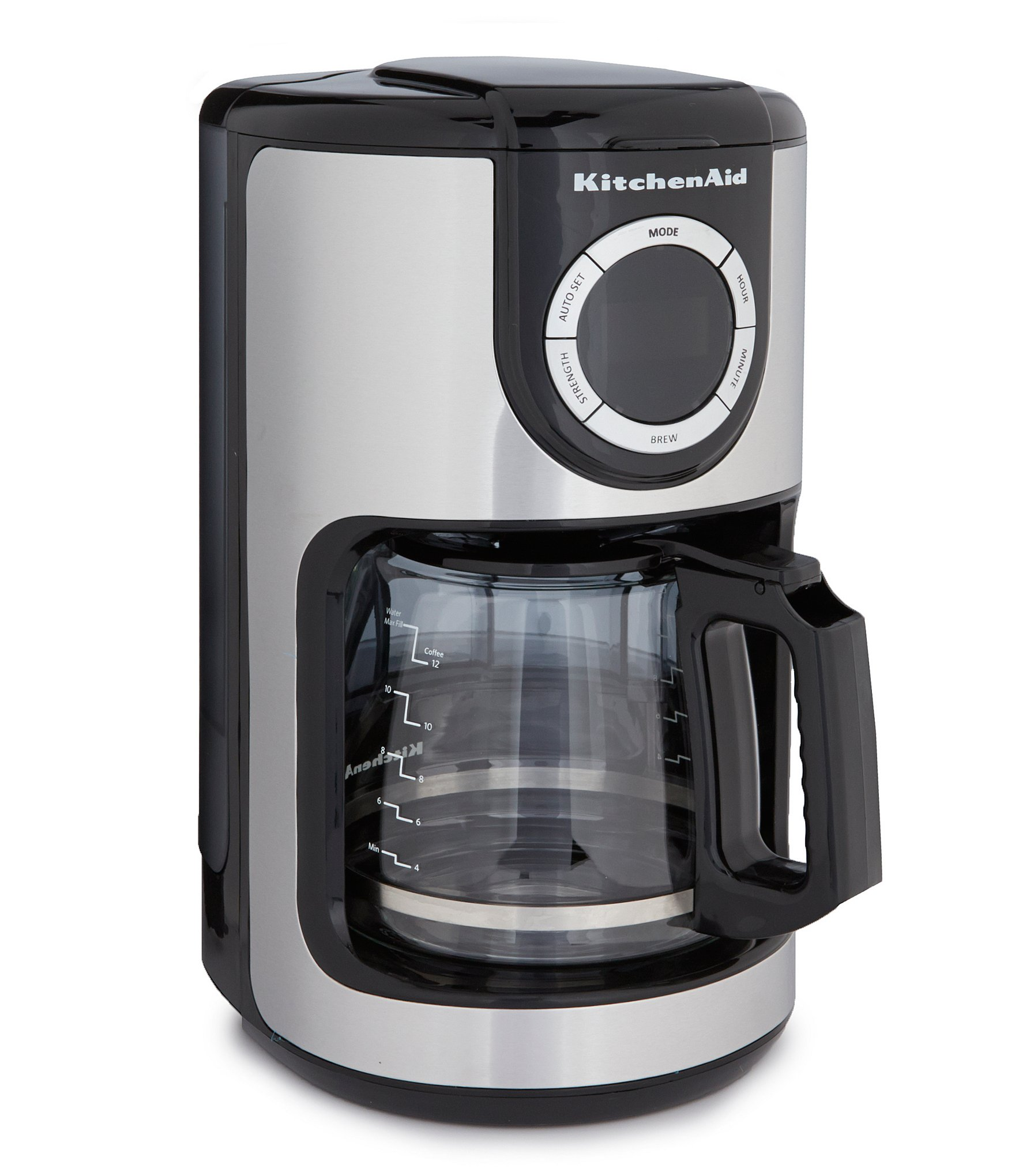 K Cup Coffee Maker Programmable : KitchenAid Programmable 12-Cup Coffee Maker Dillards