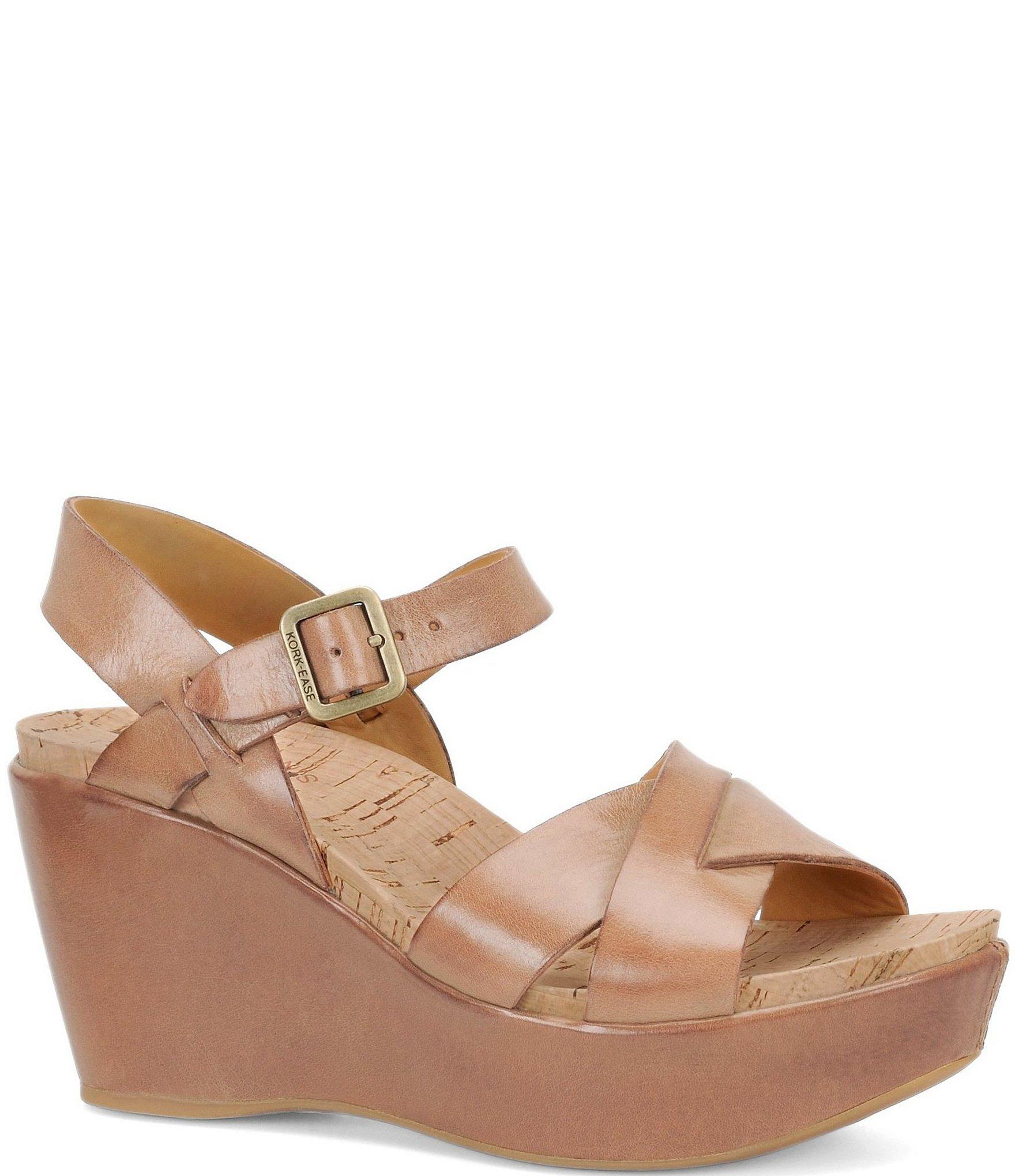 782e057ed803 Kork-Ease Tan Women s Shoes