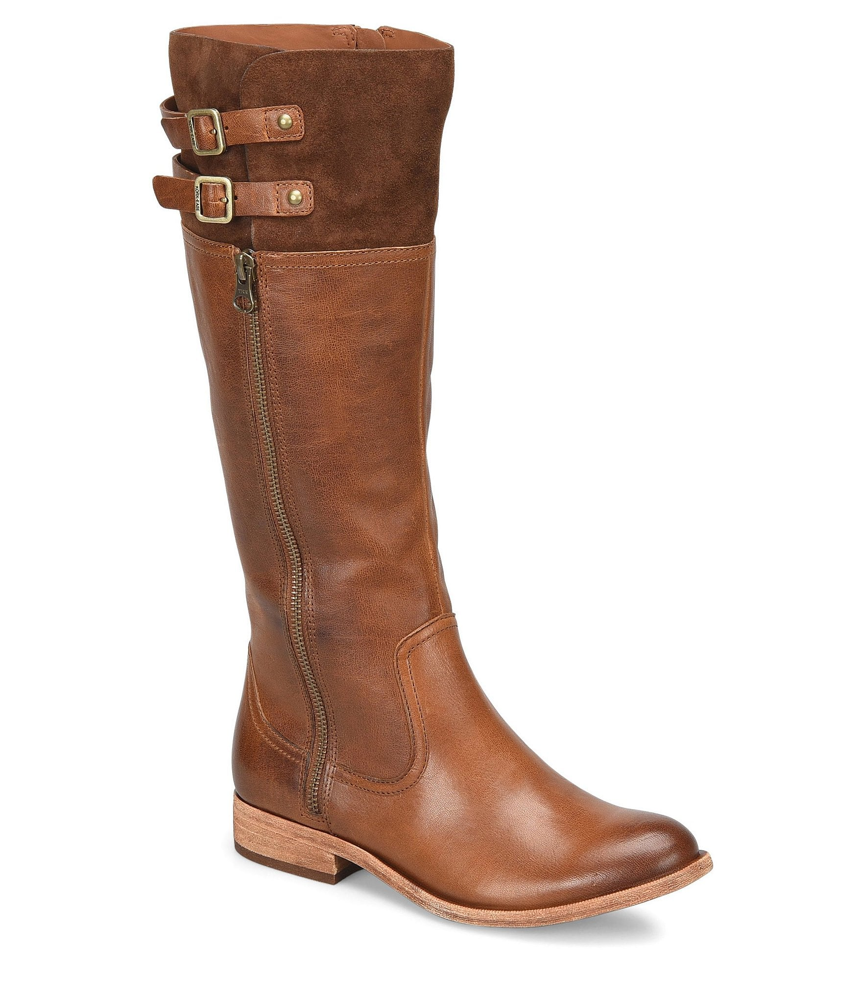 kork ease levin buckle boots