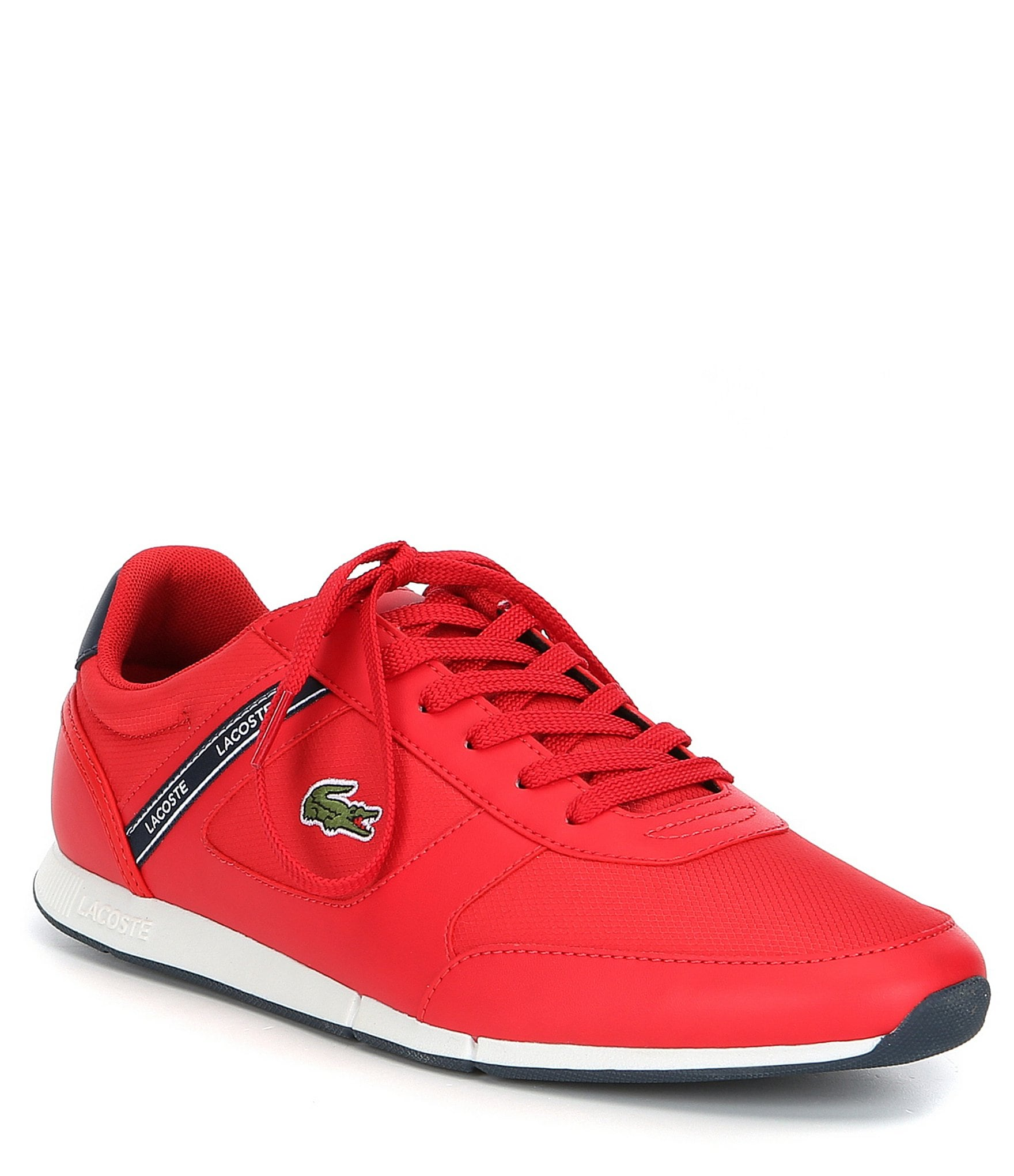 8ea72cb13bc3c Red Lacoste Shoes for Women