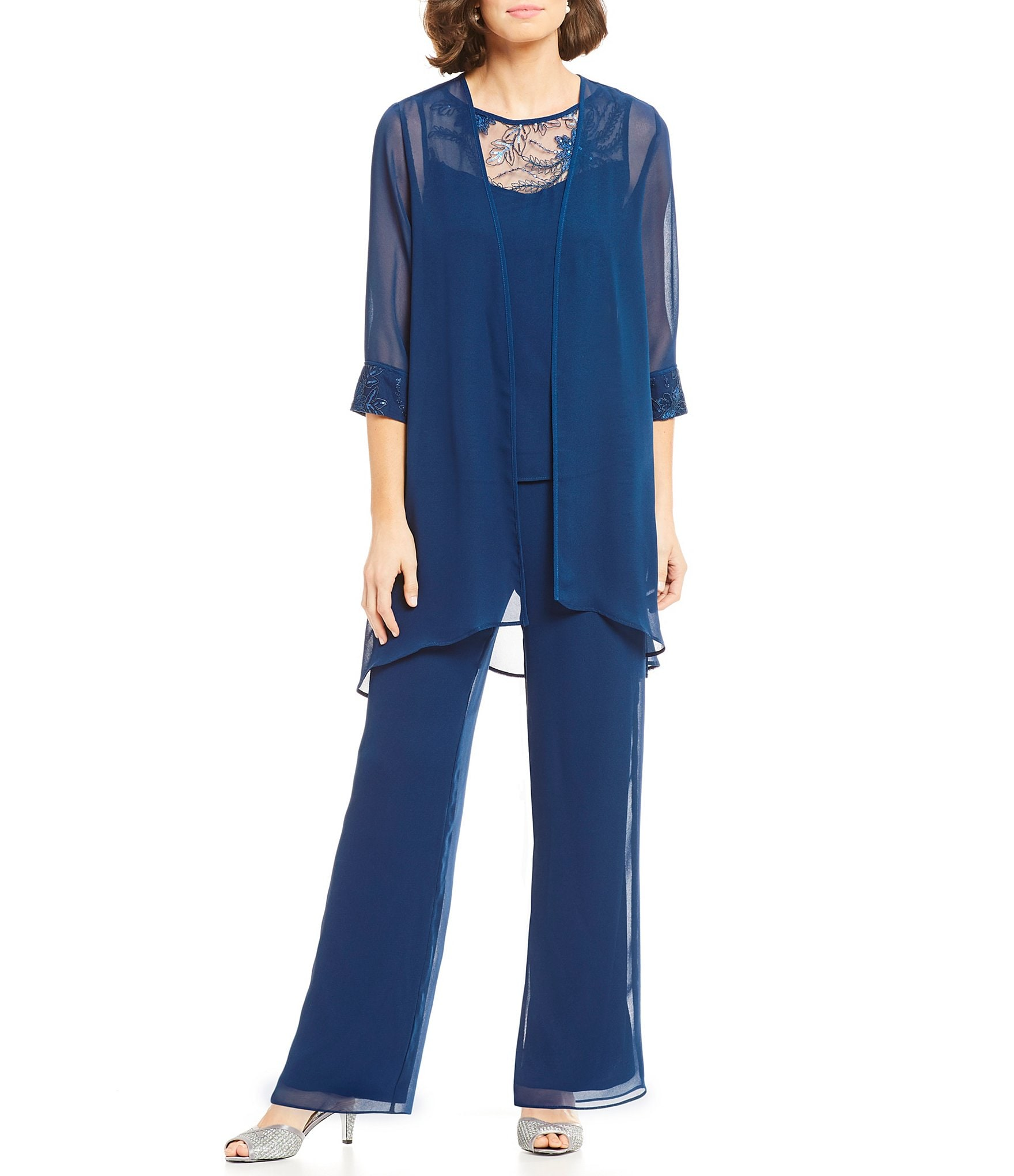 le bos embroidered chiffon 3