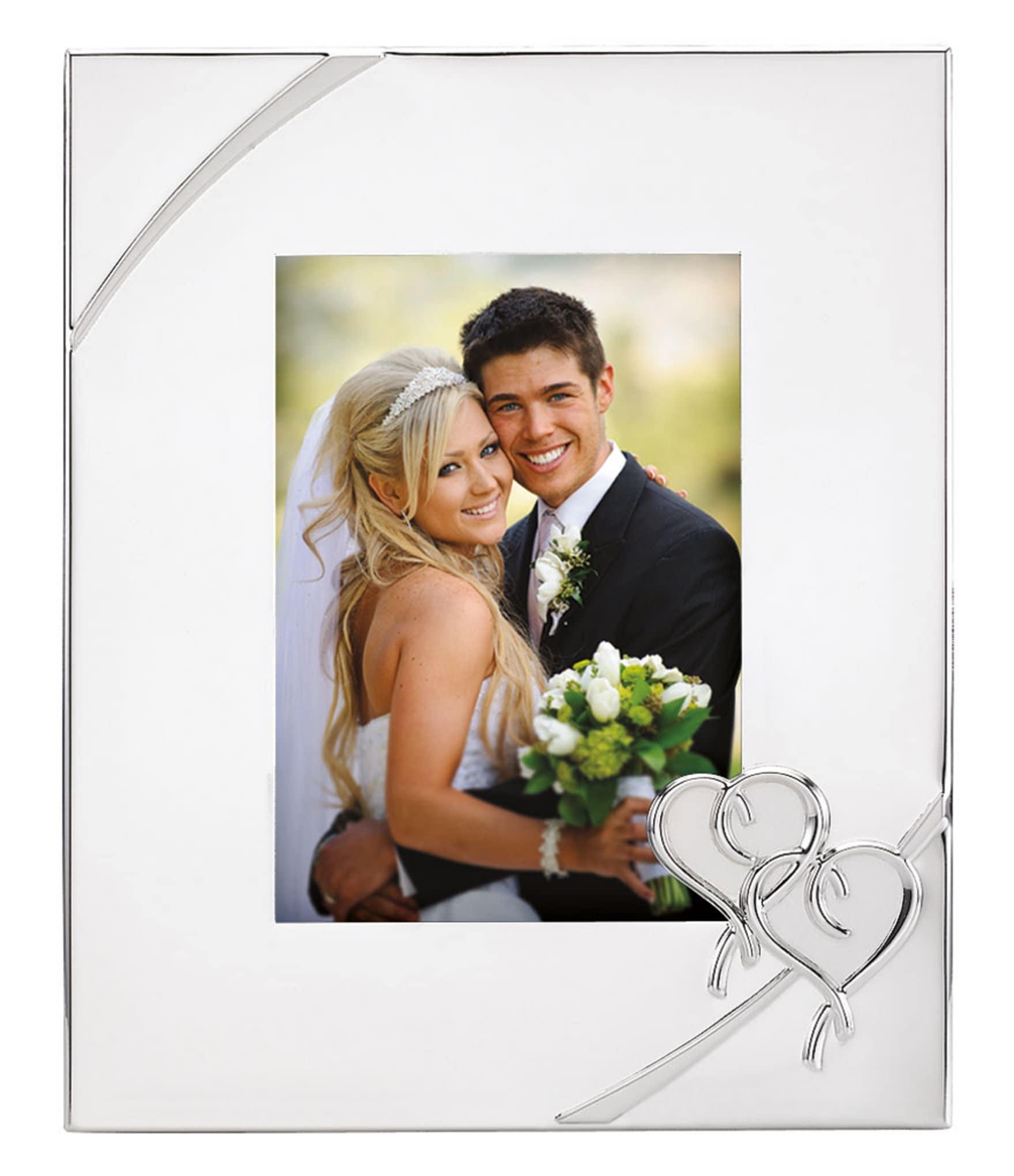 Dillard S Wedding Registry: Lenox True Love Wedding Picture Frame