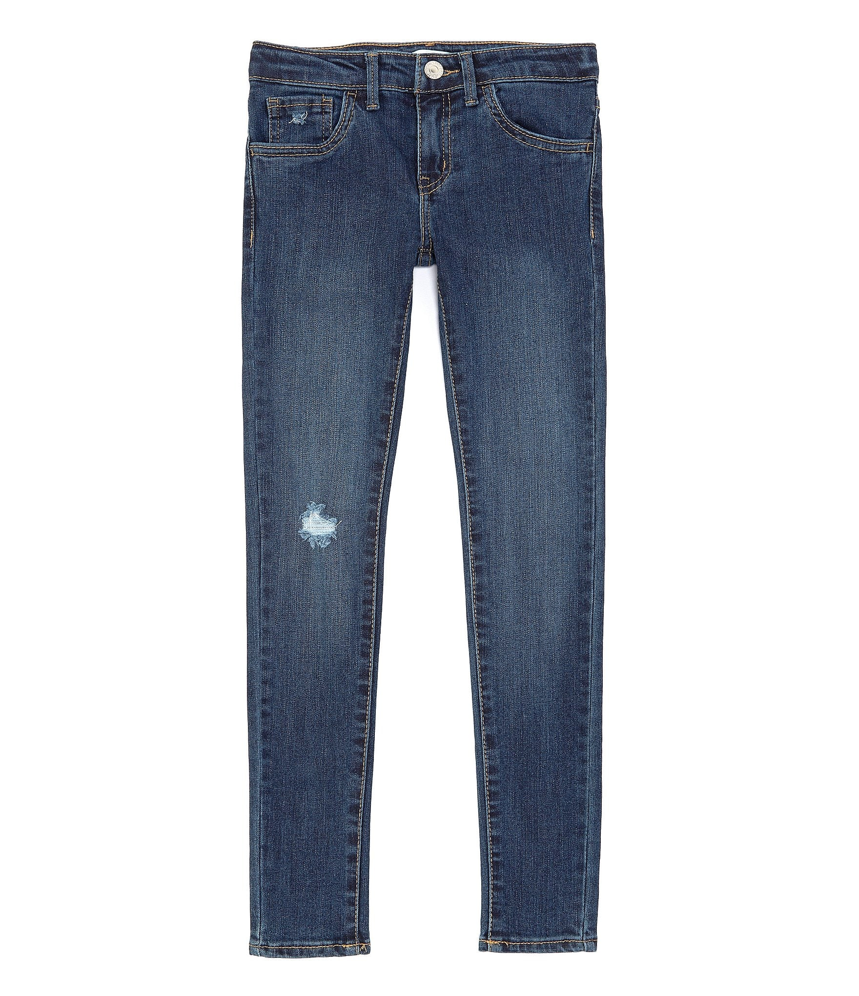 Levi's® Big Girls 7 16 Lana Denim Legging Jeans by Levi's
