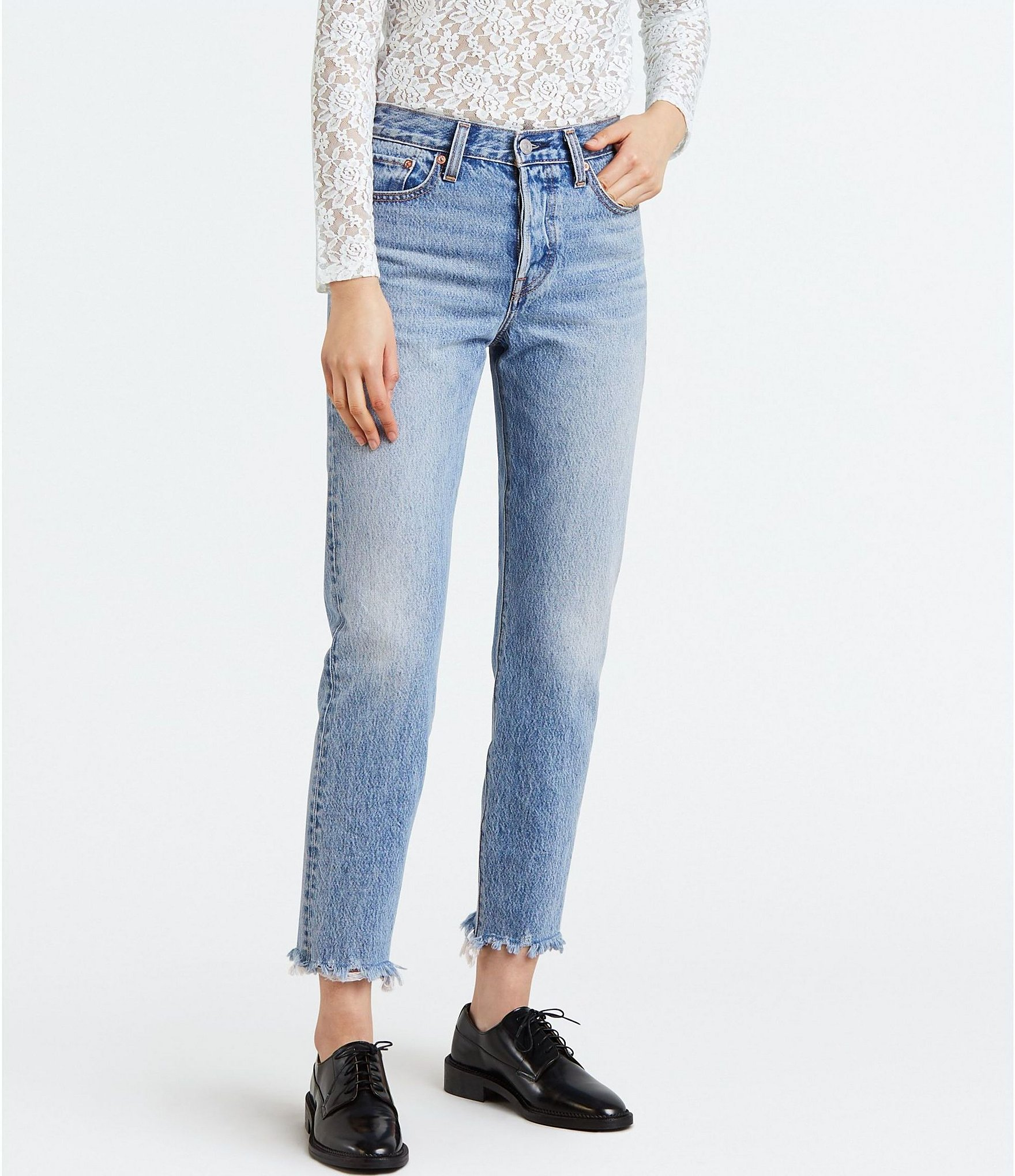Levi's® Shut Up Wedgie Icon Fit Jeans