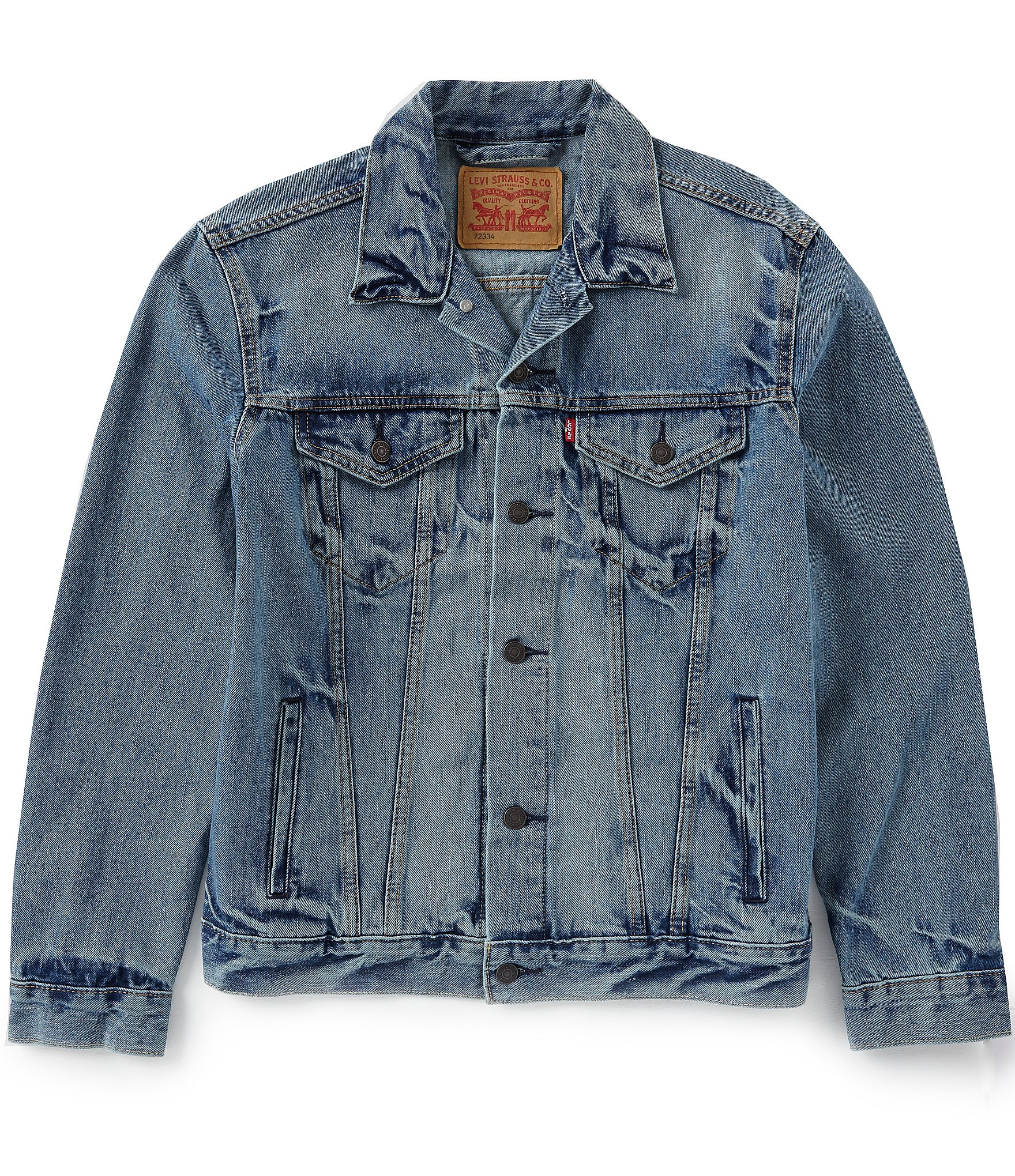 Levi's® The Trucker Denim Jacket by Levi's