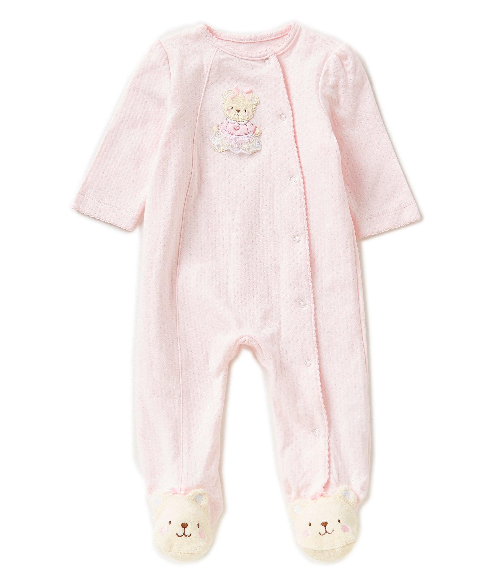 e498e20bc Little Me Baby Girl Pajamas   Sleepwear