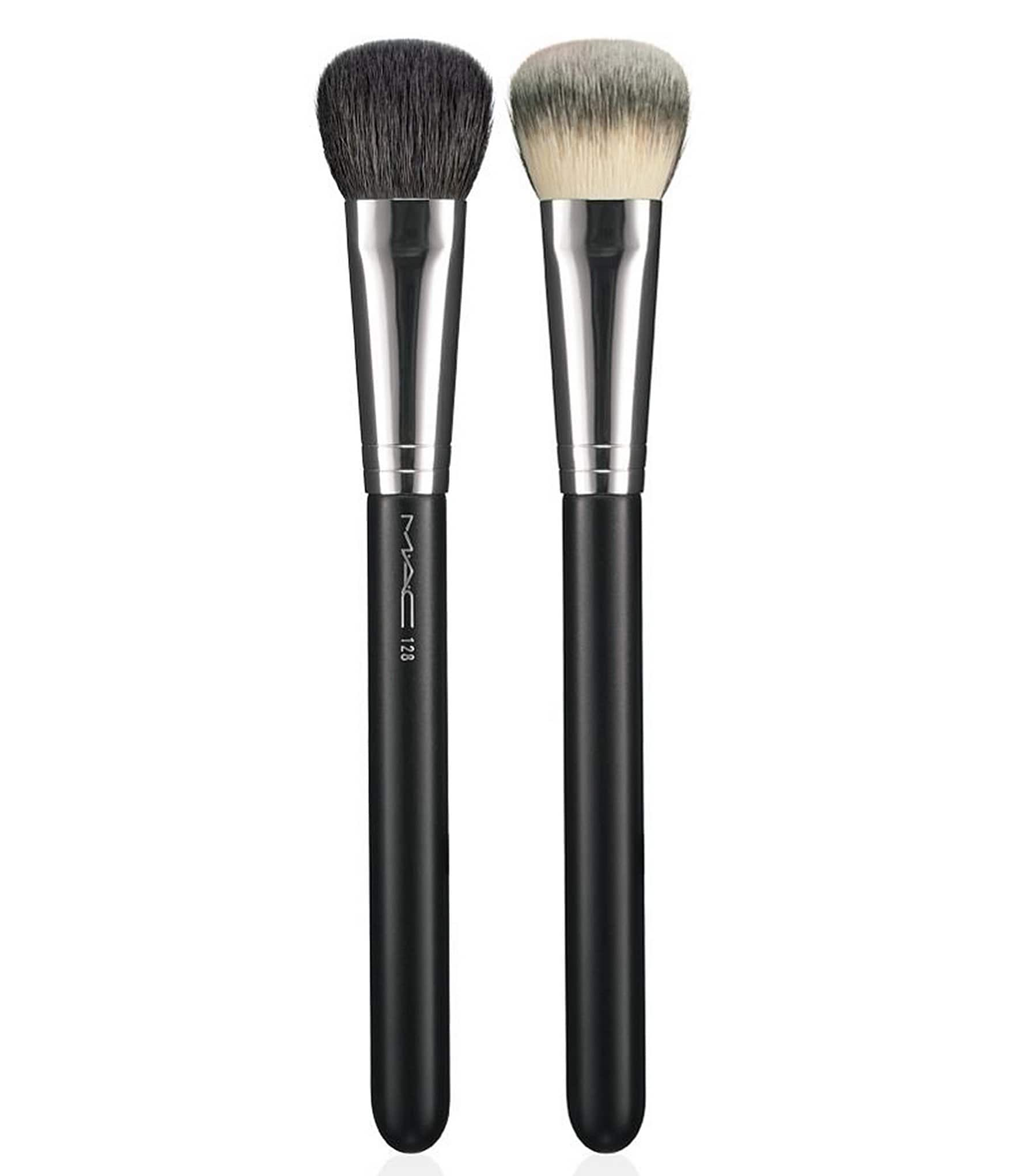 MAC 128 Split Fibre Cheek Brush   Dillards
