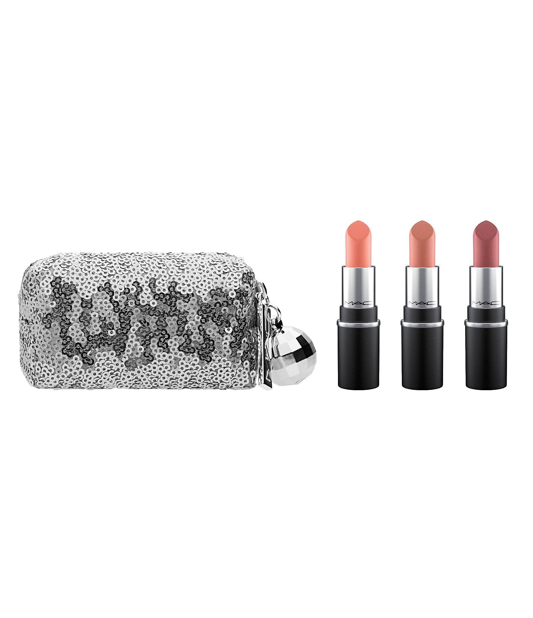 MAC Snowball Mini Lipstick Kit  Dillards