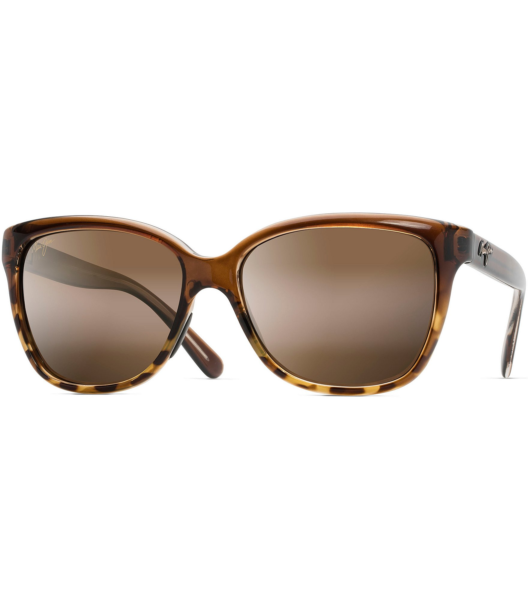 86d04a0e09 Brown Women s Cat-Eye Sunglasses