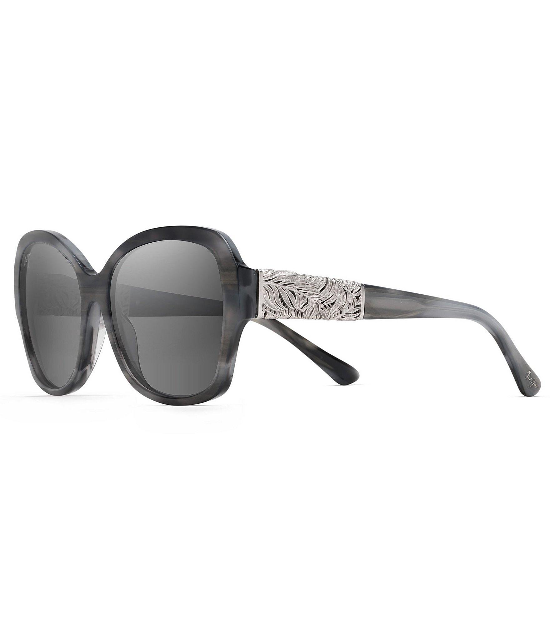 e82c0077c2656 Maui Jim Swaying Palms Polarized Fashion Sunglasses | Dillard's