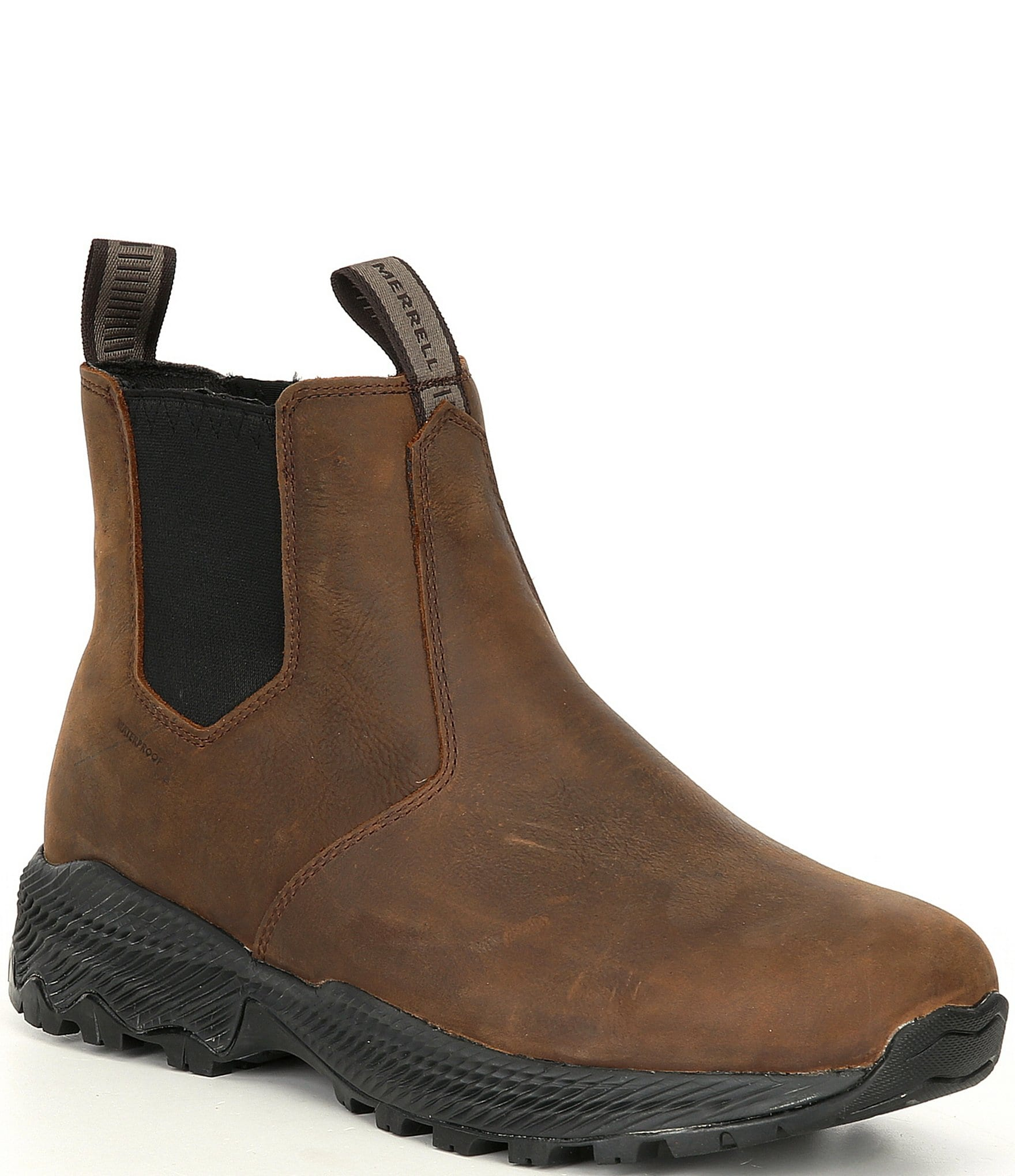 Forestbound Waterproof Chelsea Boots