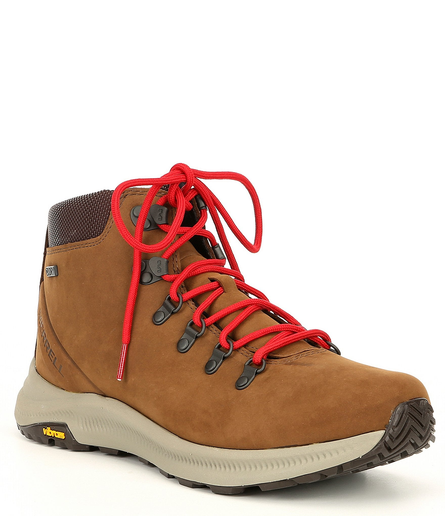 Ontario Mid Waterproof Leather Boots