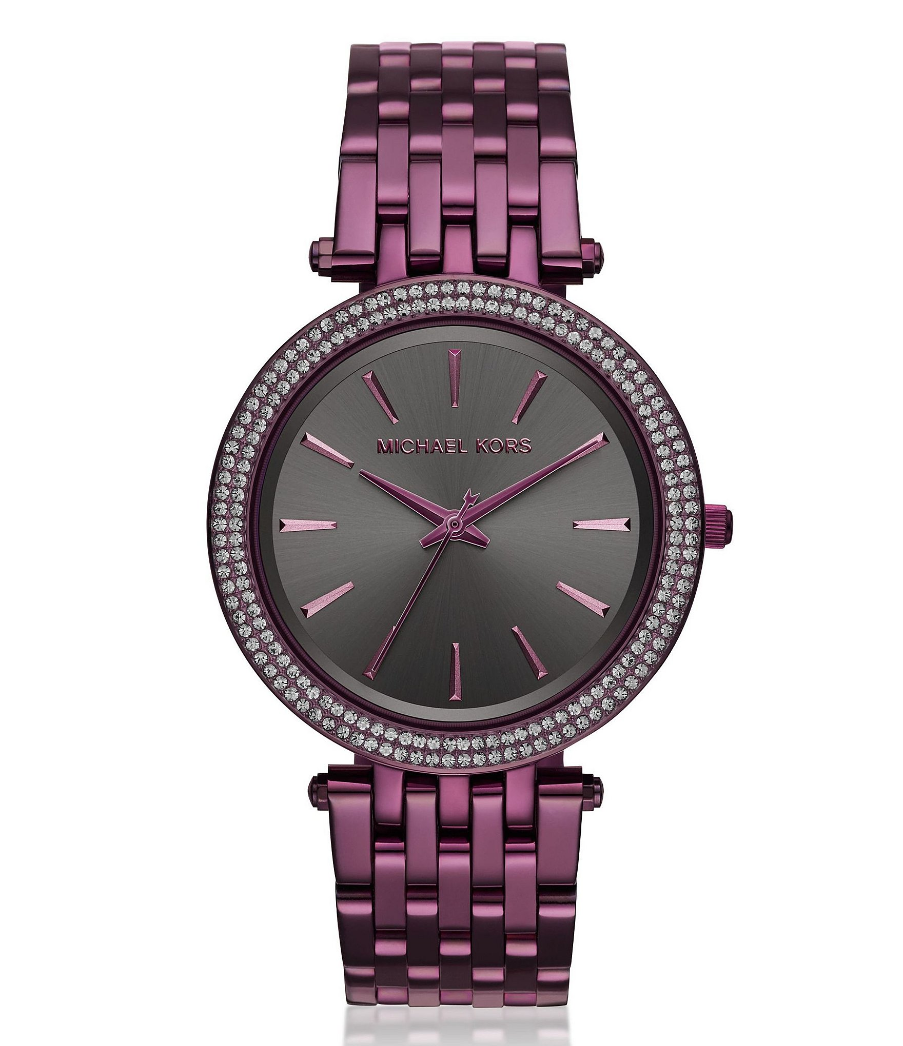 michael kors limited edition darci analog bracelet