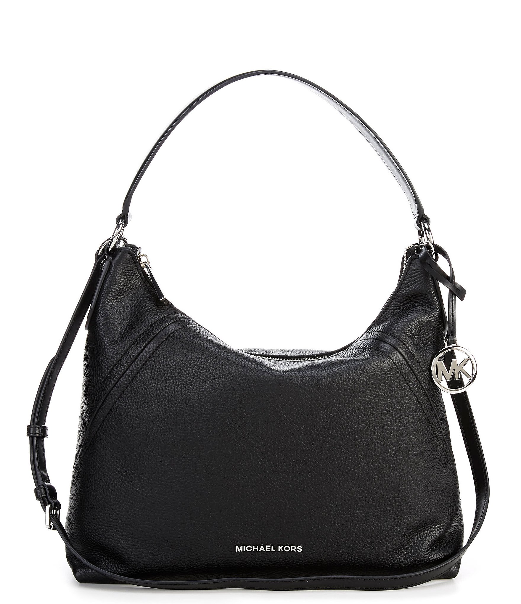 best 100% quality quarantee buying cheap MICHAEL Michael Kors Aria Top Zip Large Shoulder Bag