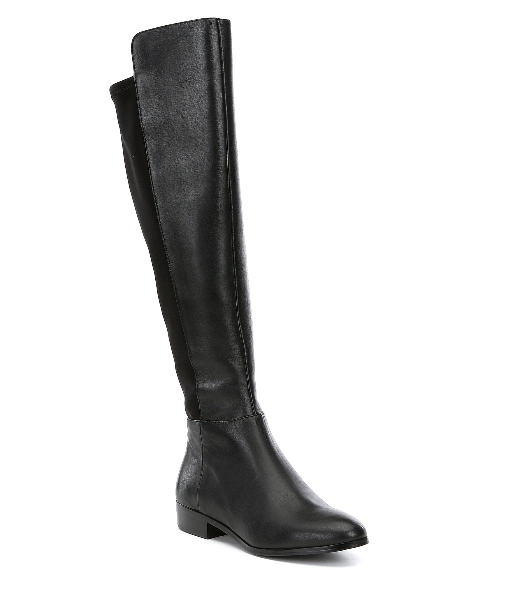 michael michael kors bromley flat boots dillards
