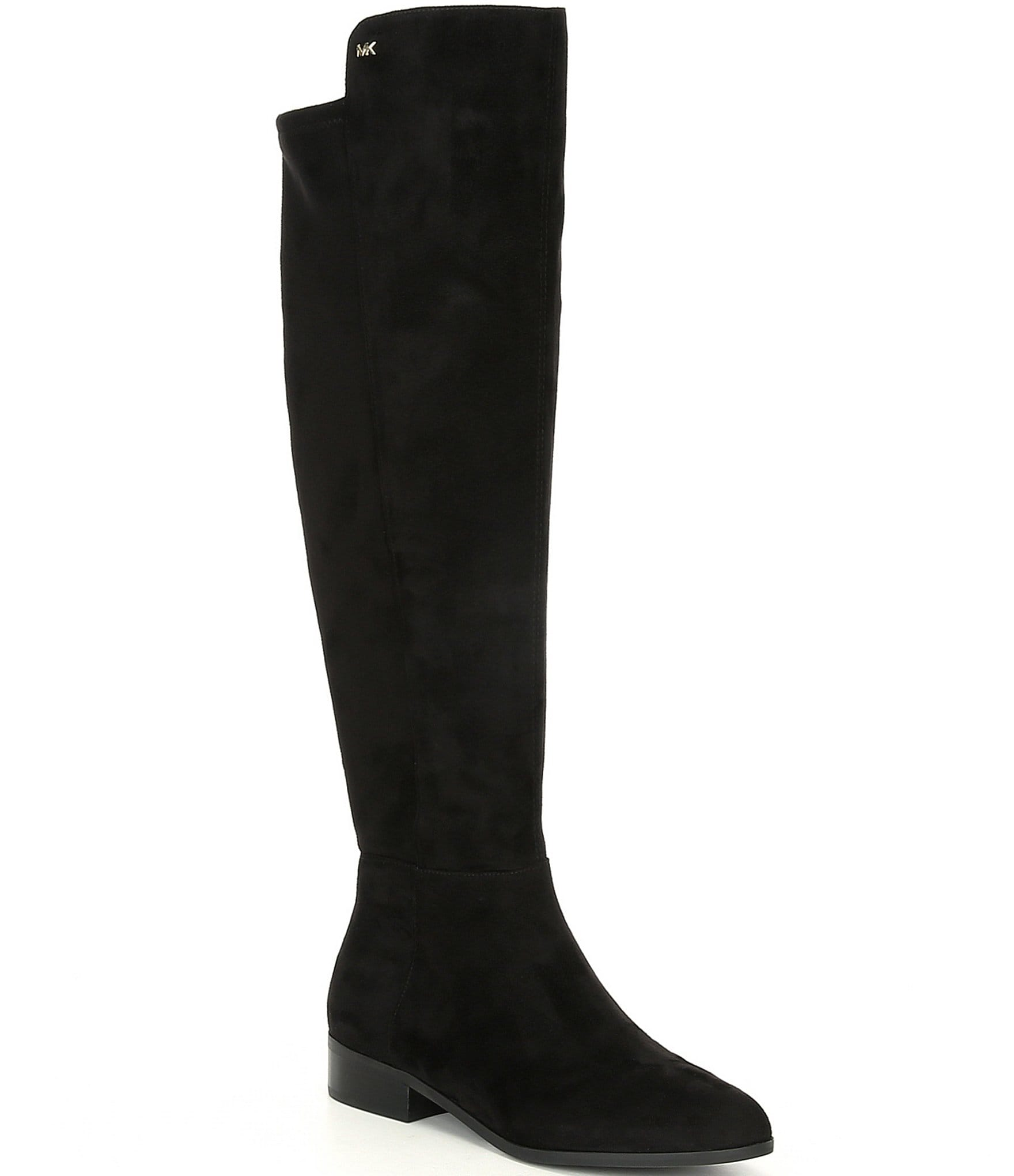 MICHAEL Michael Kors Bromley Suede Tall