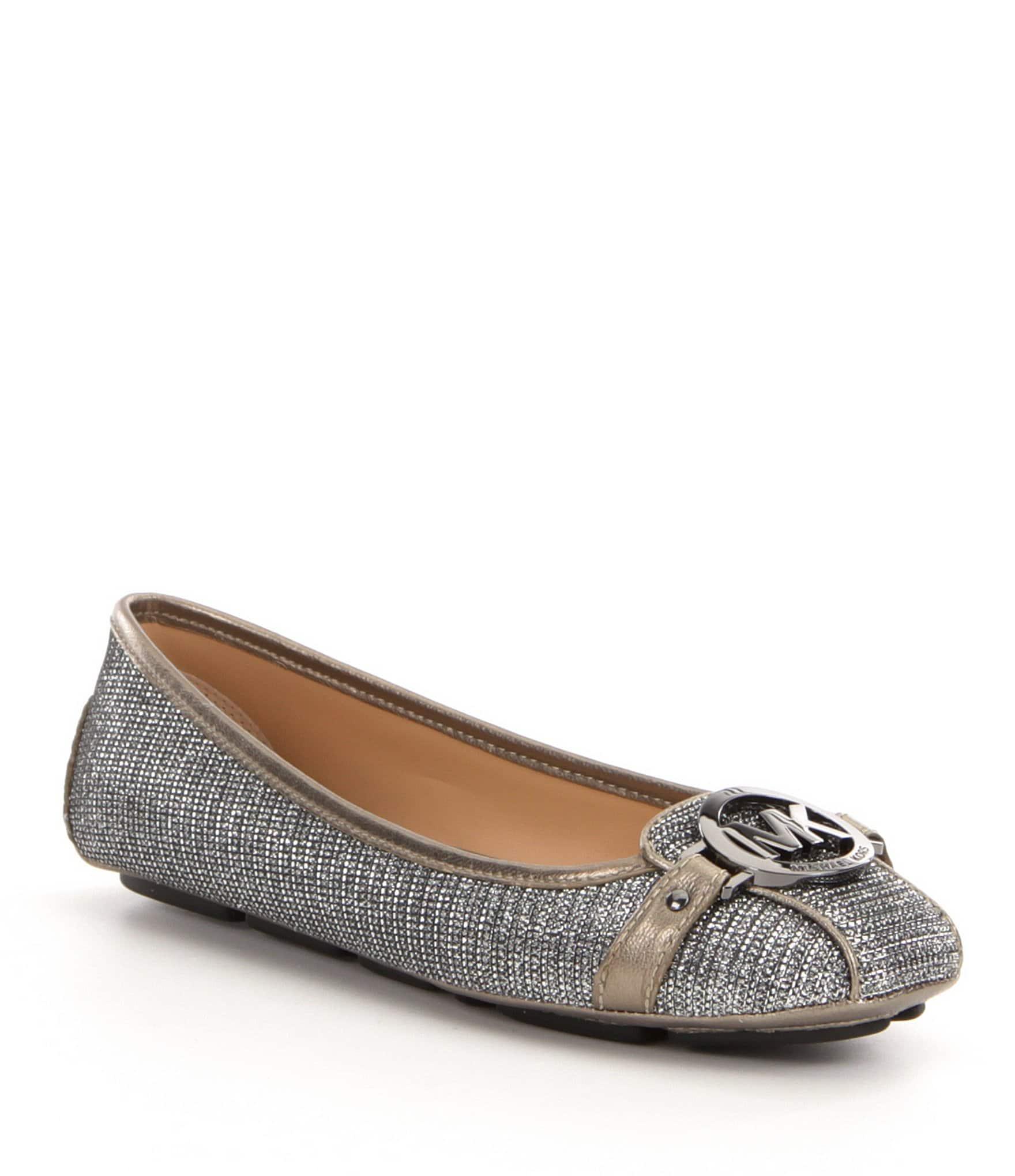 Michael Kors Fulton Black Shoes