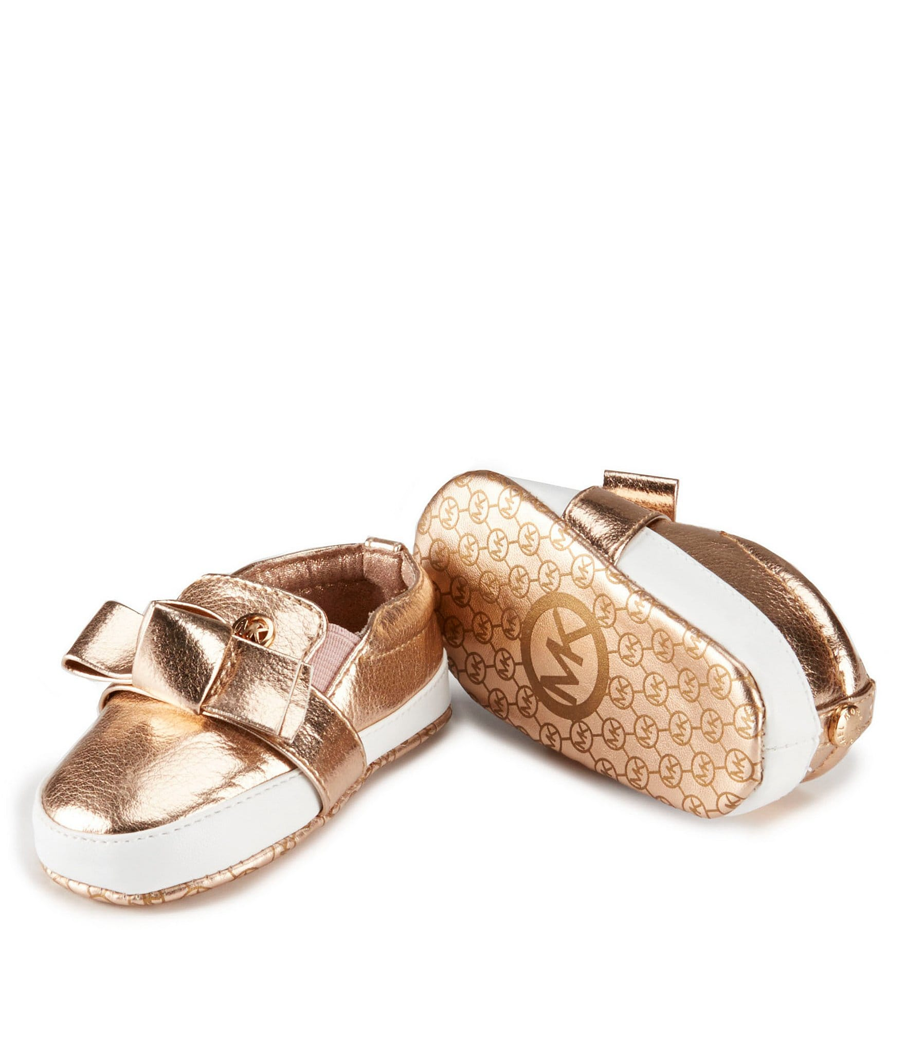 MICHAEL Michael Kors Girls´ Baby Poppy Crib Shoes