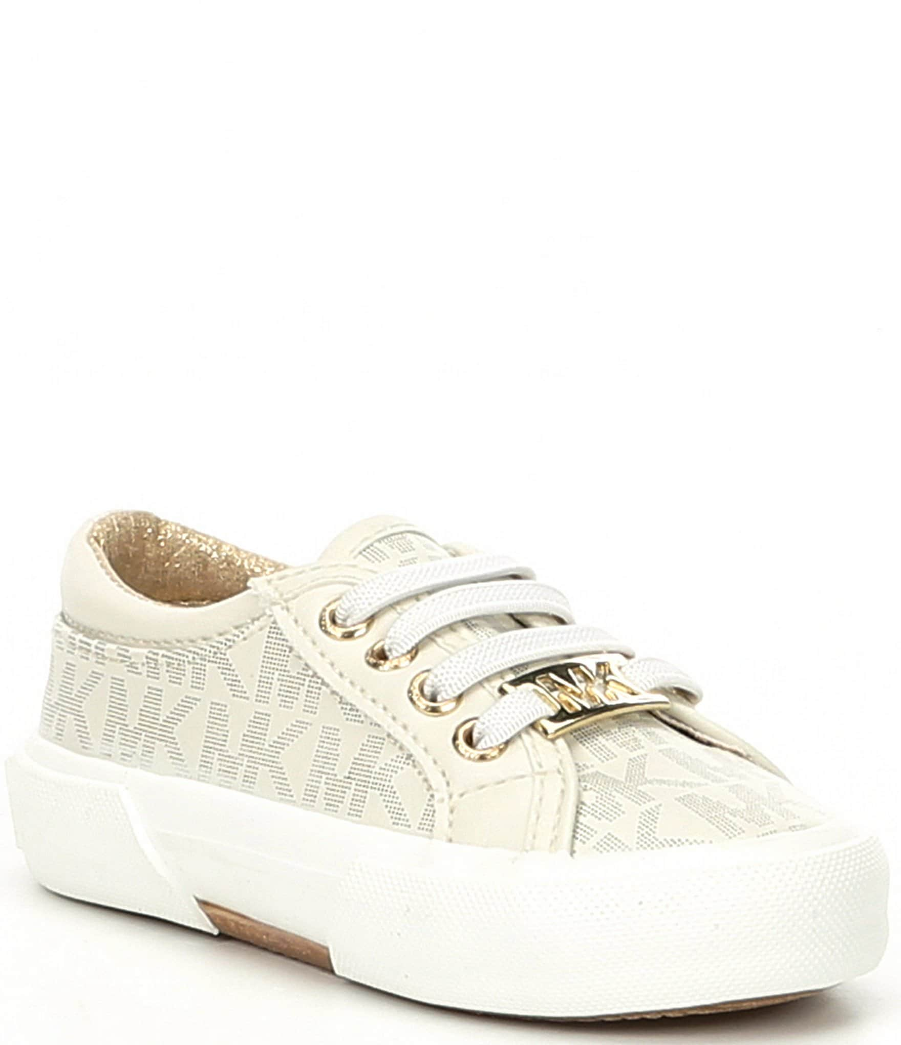 86add14f9e6a MICHAEL Michael Kors Girls Ima Rebel Lace Up Sneaker