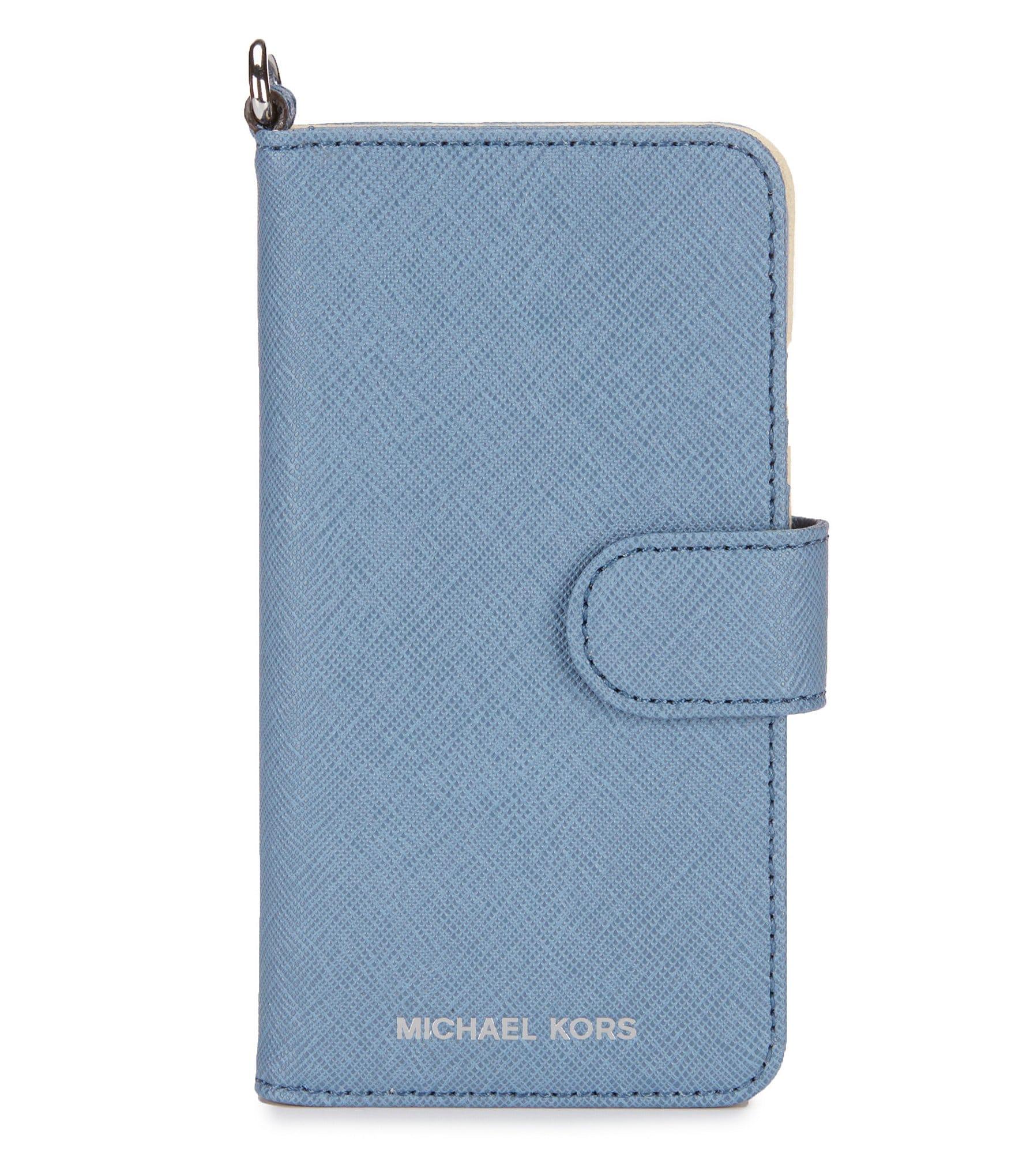 michael michael kors iphone 7 folio case dillards. Black Bedroom Furniture Sets. Home Design Ideas