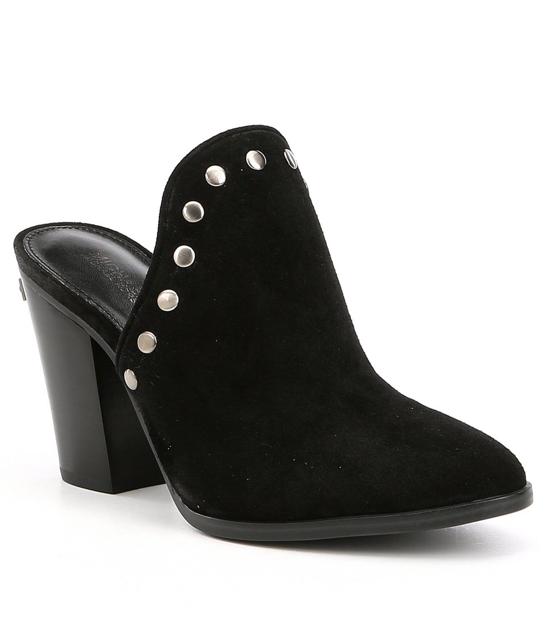 Michael Kors Black Studded Shoes