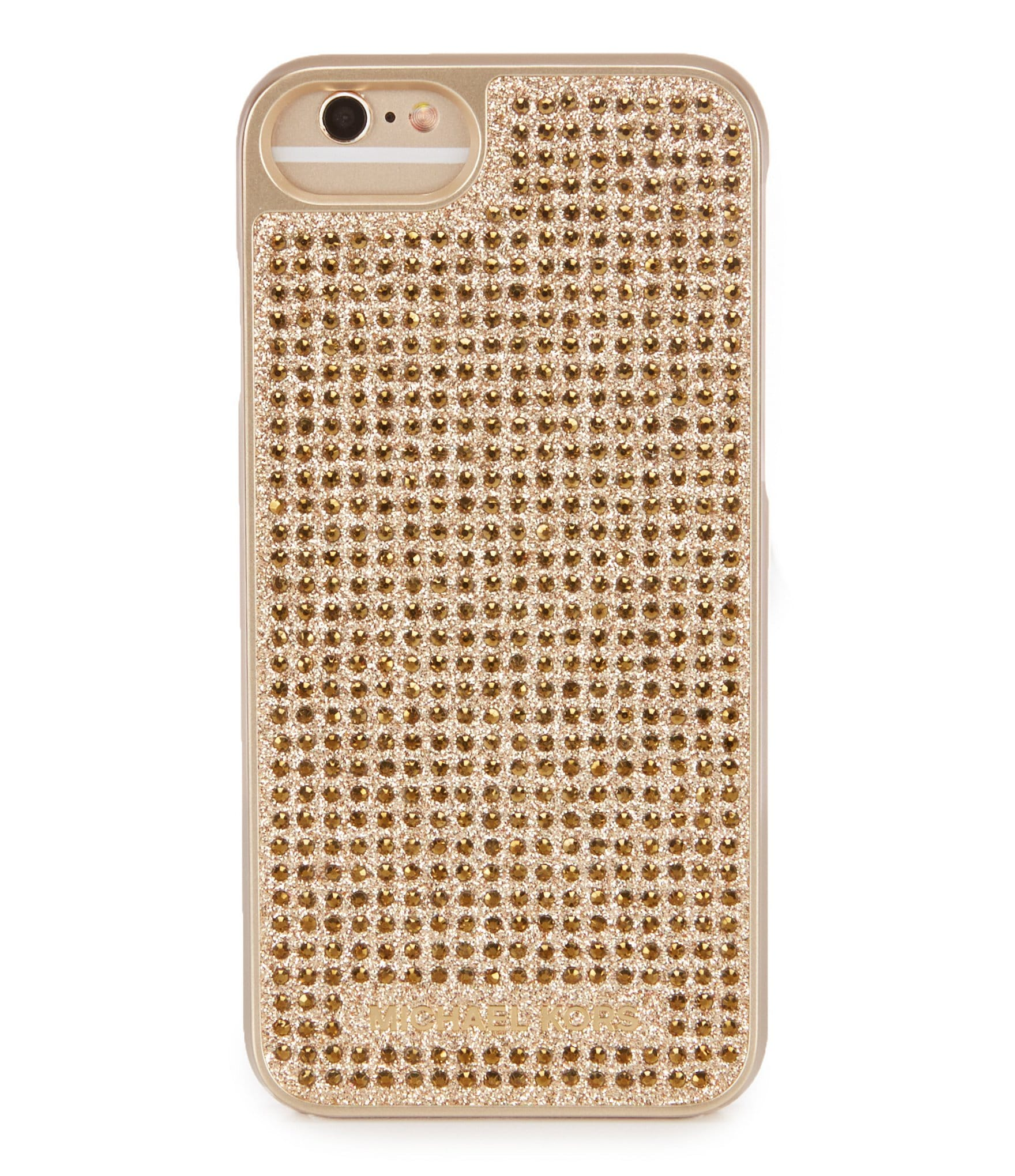 michael michael kors pav glitter iphone 7 case dillards. Black Bedroom Furniture Sets. Home Design Ideas