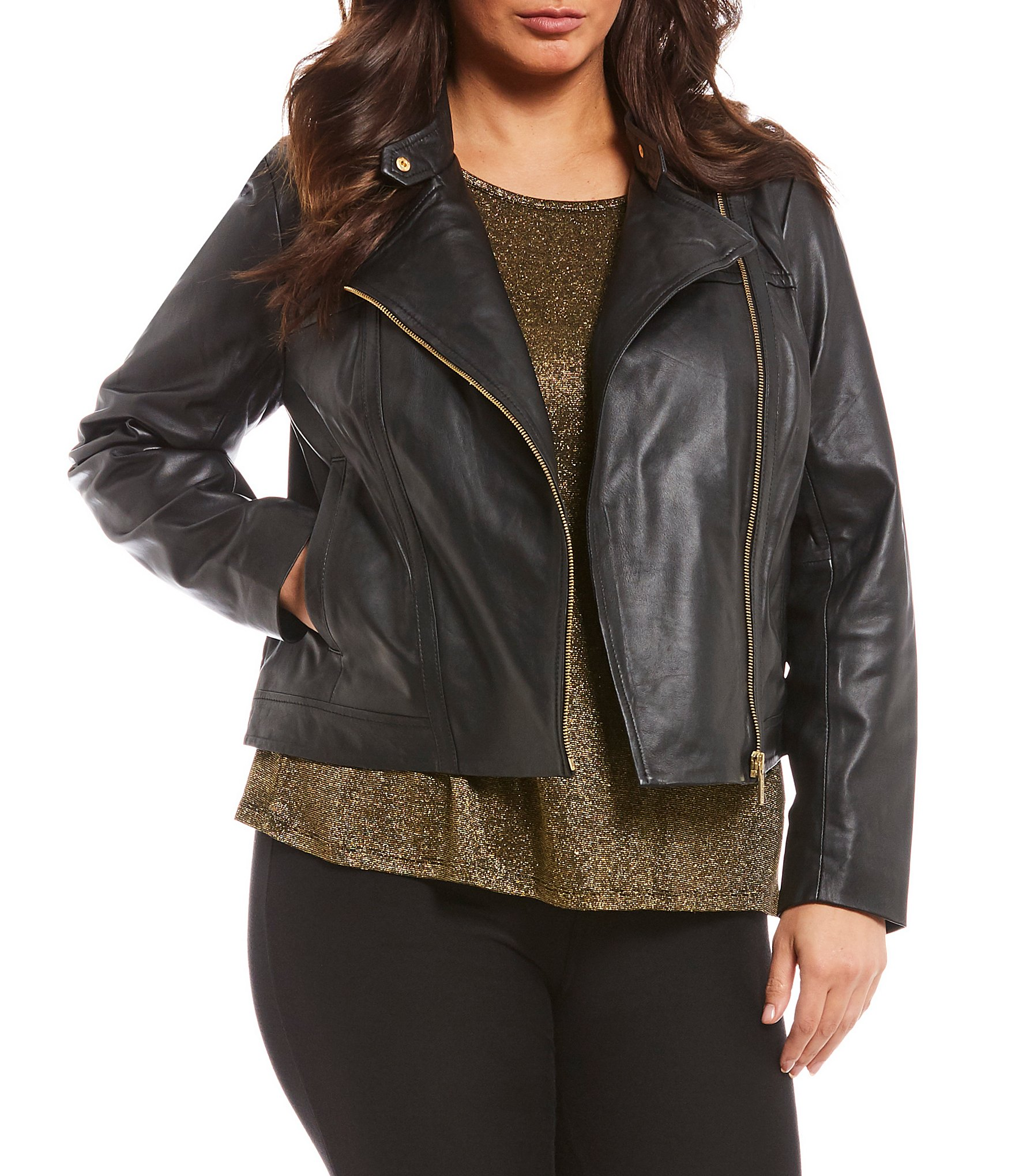 674ccec0c7bf0 Plus-Size Coats