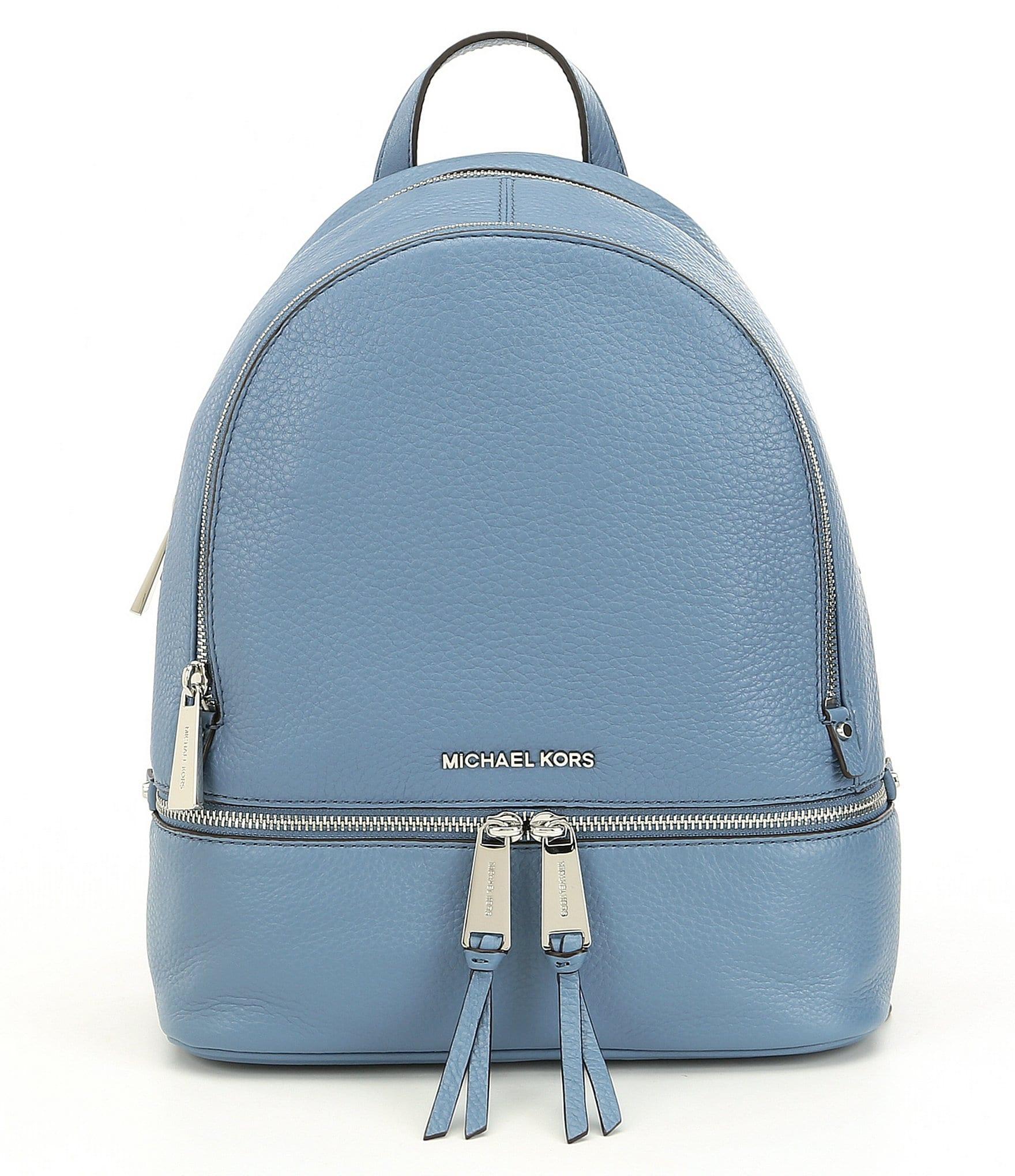 michael michael kors rhea small zip backpack dillards. Black Bedroom Furniture Sets. Home Design Ideas