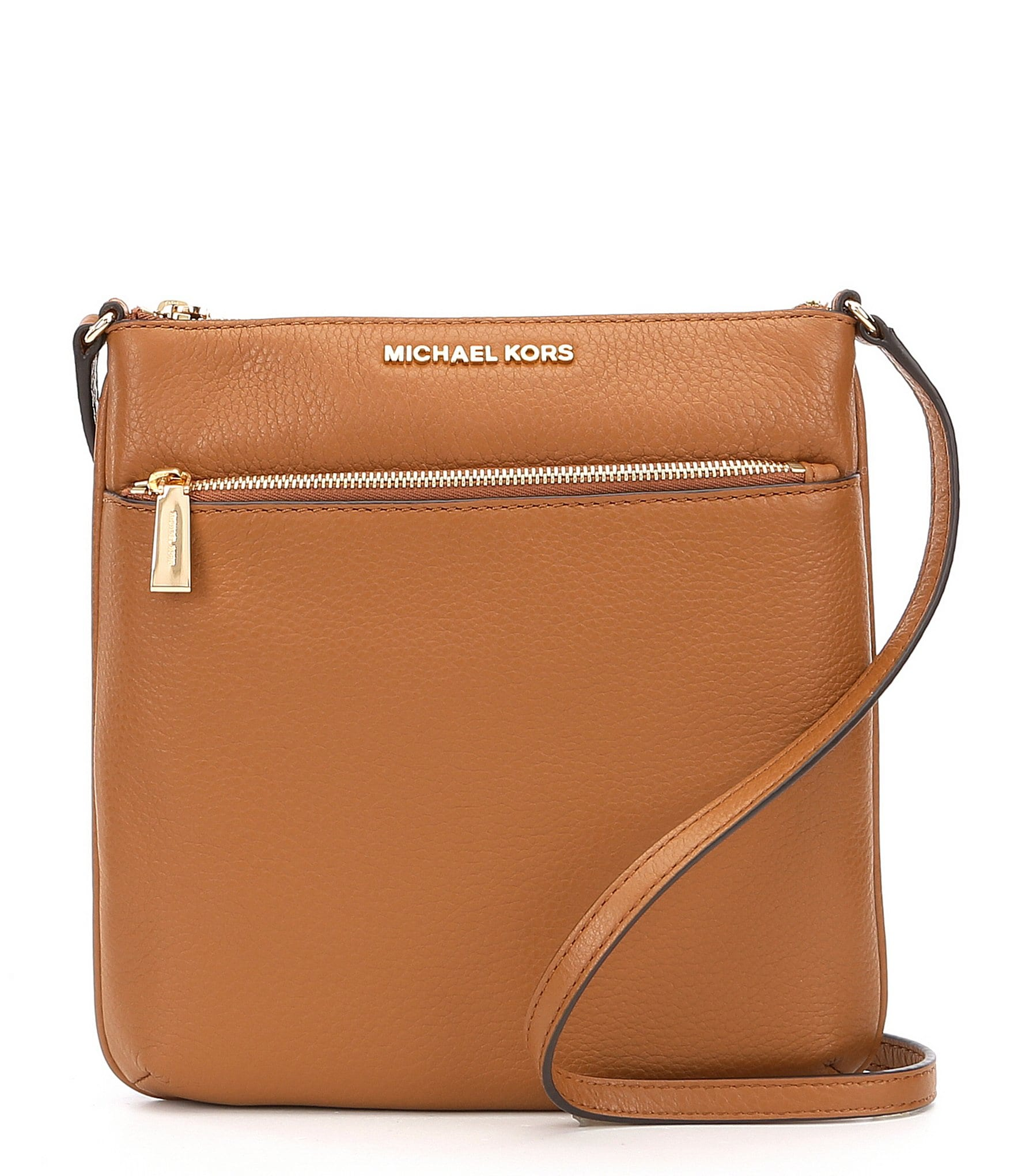 MICHAEL Michael Kors Riley Small Flat Cross-Body Bag  d862025e9d79f