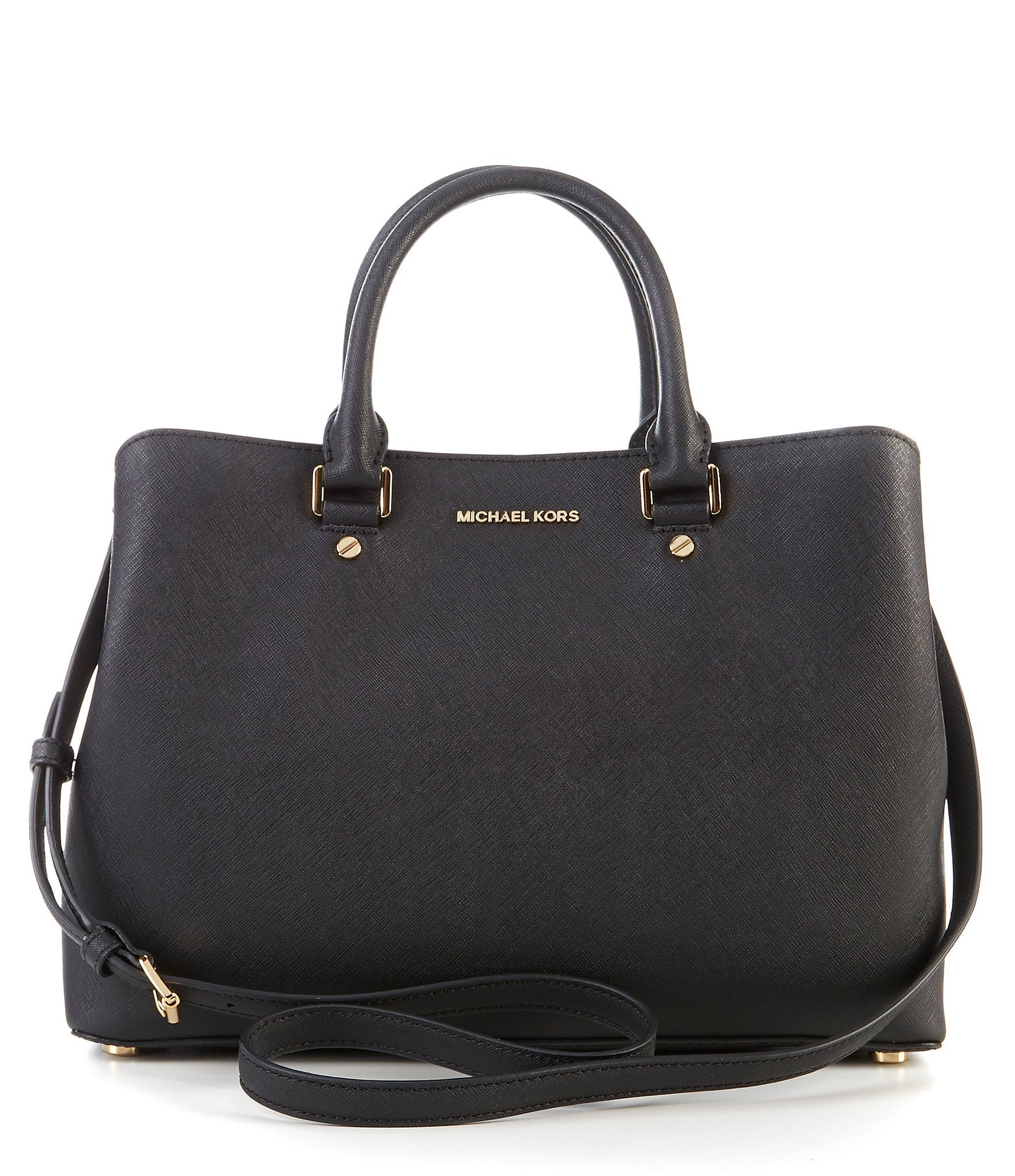 Michael Kors Laukkukoru : Michael kors savannah large satchel dillards