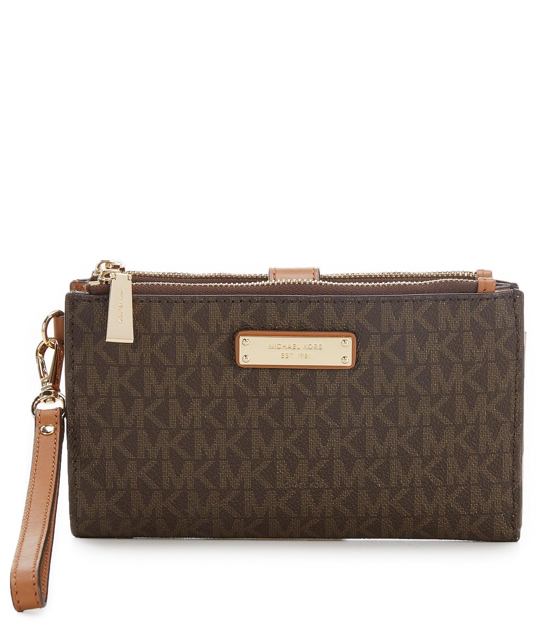 9a36ec3286d8 MICHAEL Michael Kors Handbags | Wristlets, Keychains, & Cases | Wristlets |  Dillard's