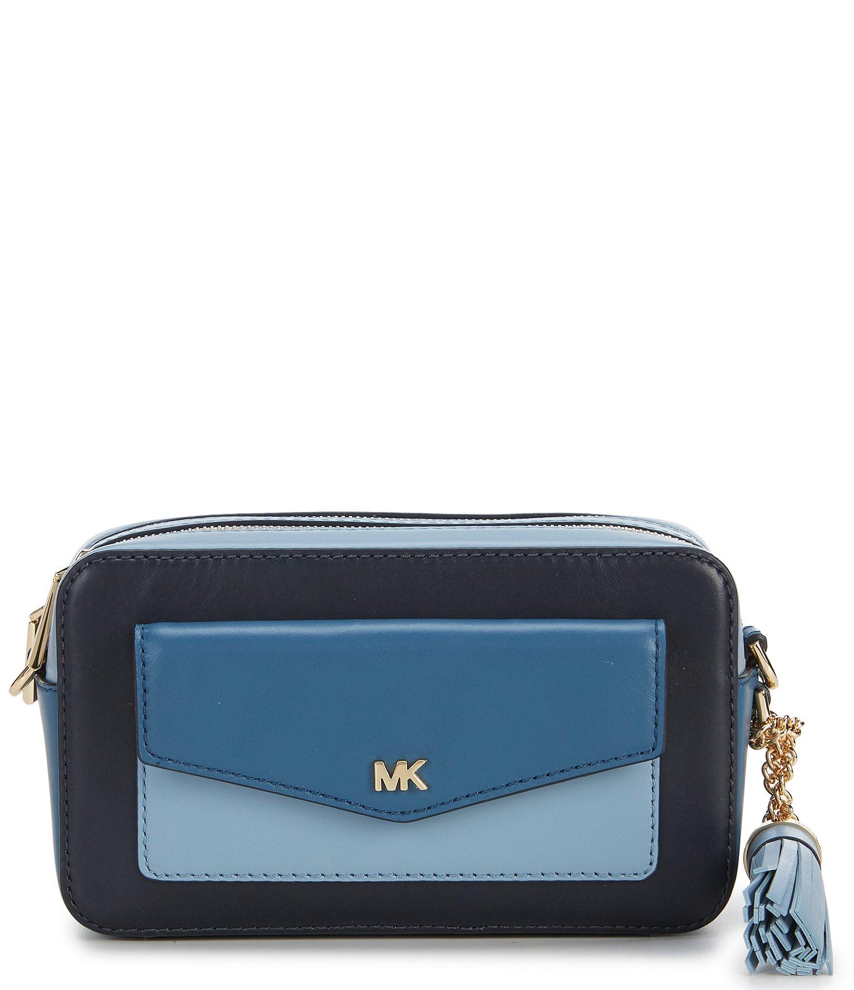 45ae120bae669b MICHAEL Michael Kors Small Tri-Color Pocket Camera Crossbody Bag | Dillard's