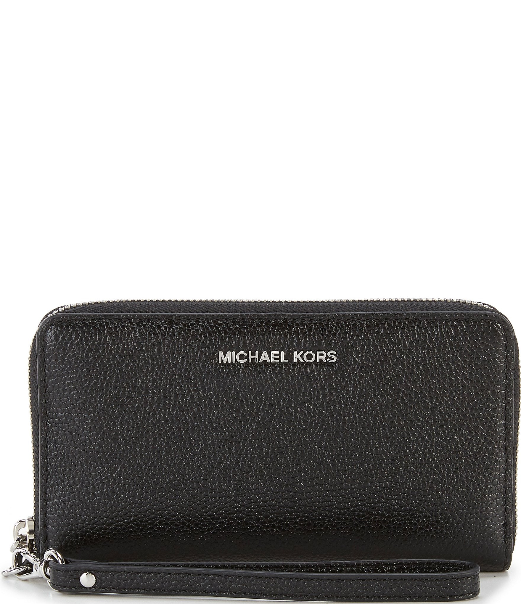e3e2c1f4 MICHAEL Michael Kors Mercer Large Flat Multifunction Phone Wallet |  Dillard's