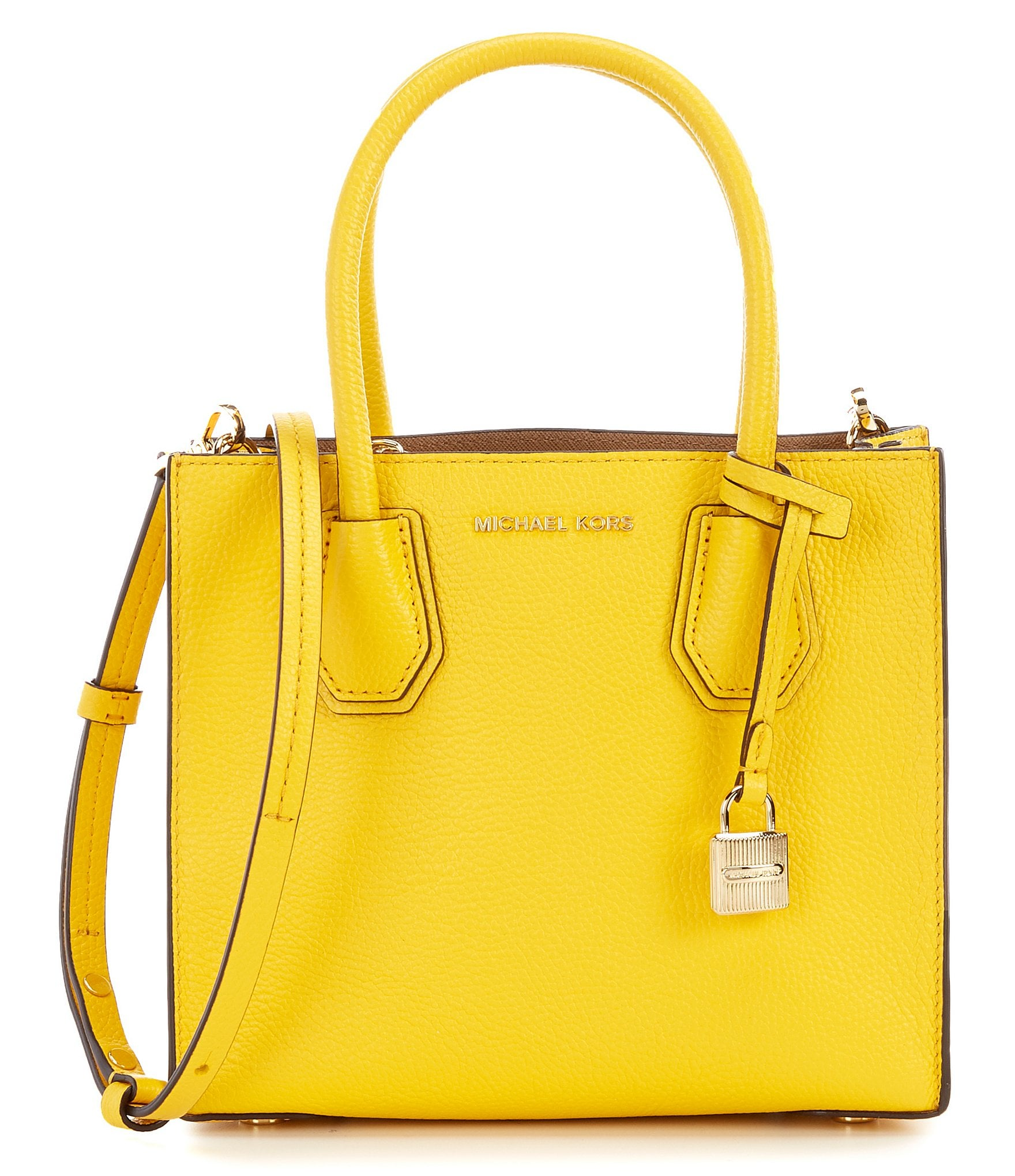 A Michael Kors Jet Set Large Crossbody Bag is crafted in signature logo Michael Kors Women's Bedford Top Zip Pocket Tote Bag. by Michael Kors. $ - $ $ $ 80 Prime. FREE Shipping on eligible orders. Some colors are Prime eligible. out of .