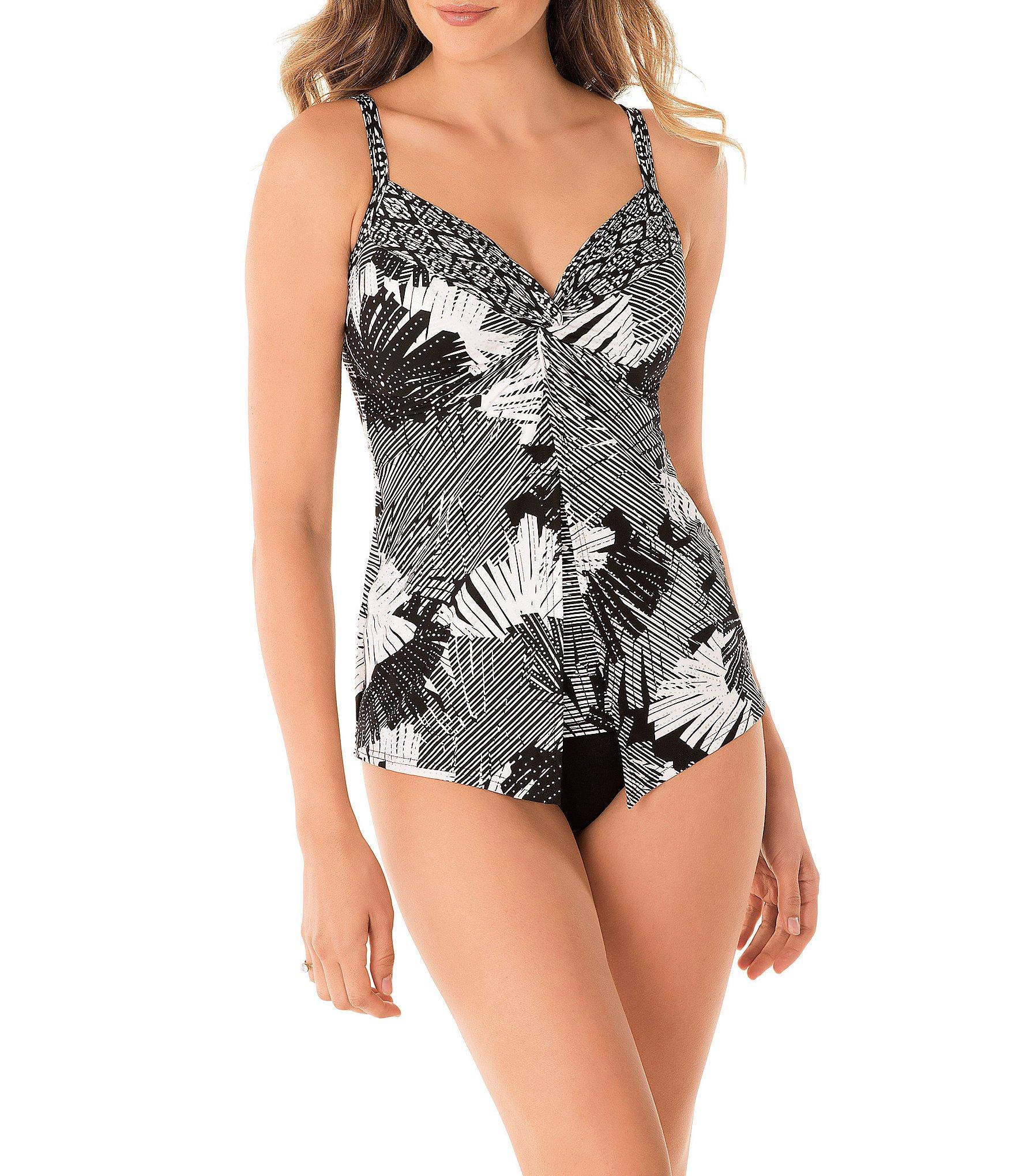 1f4a56af15 Tankini Women's Tankini & Halterkini Swimsuits | Dillard's