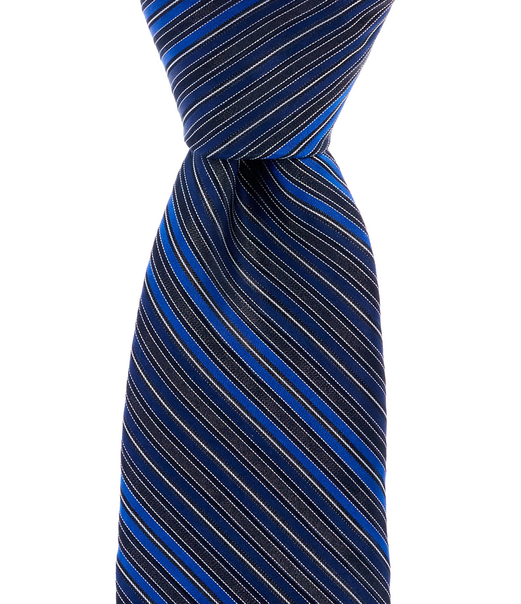 murano coat stripe narrow silk tie dillards