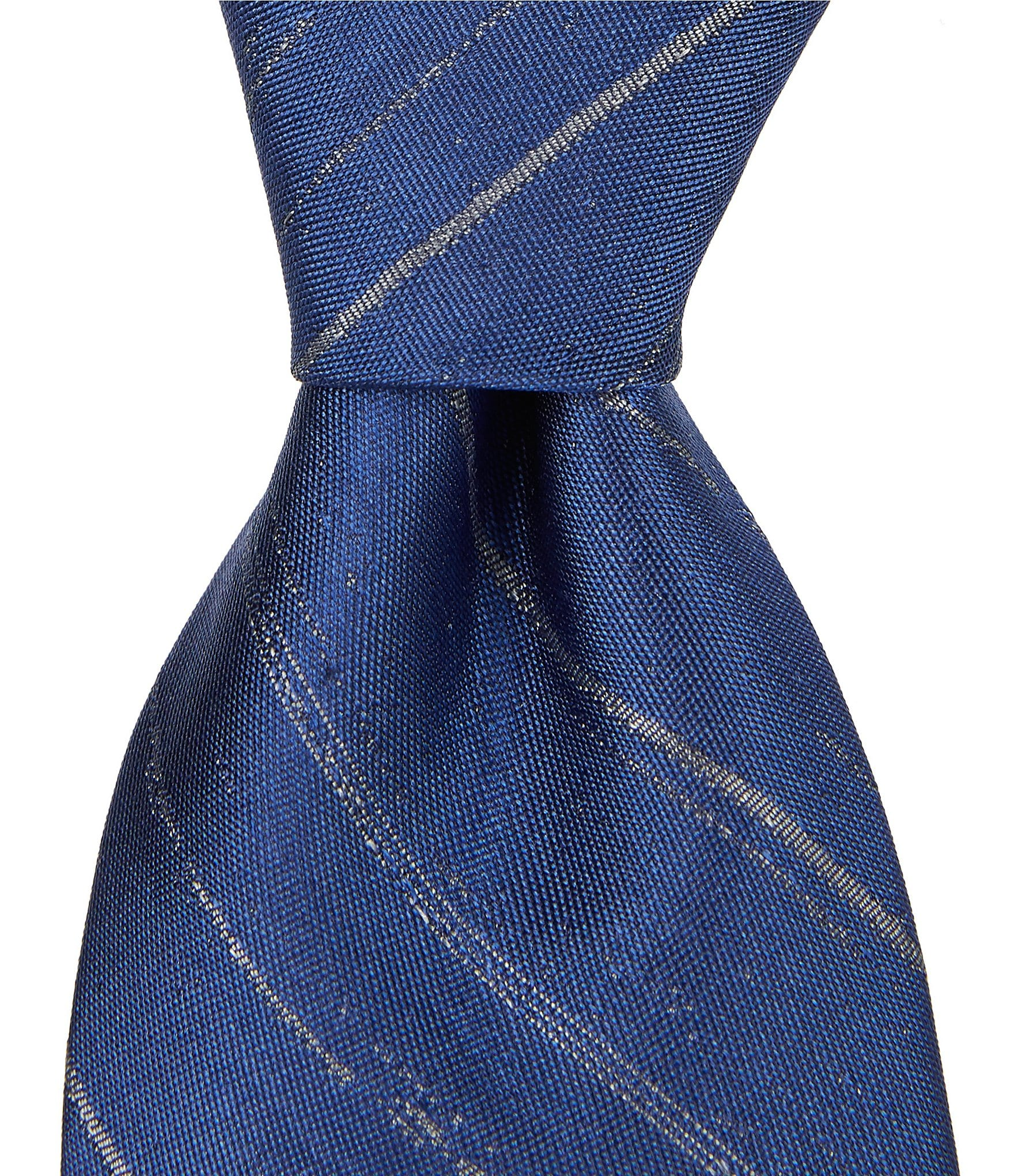 Murano Mens Ties Bow Pocket Squares Dillards How To Tie A Knot With Silk