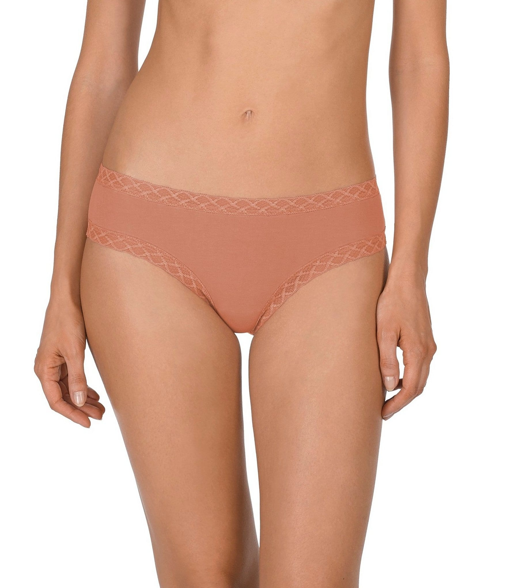 b5827c4fcb01 Natori Bliss Pima Cotton Girl Brief Panty | Dillard's